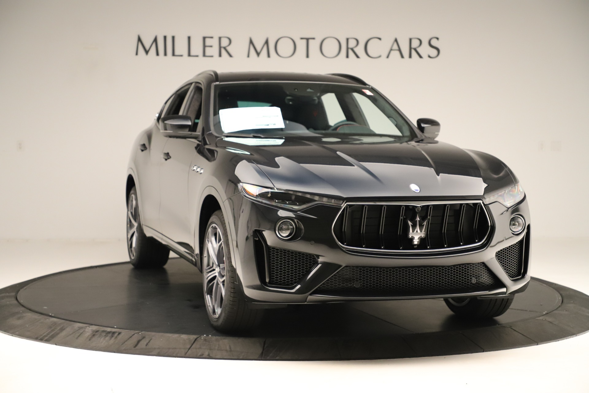 New 2019 Maserati Levante GTS For Sale In Westport, CT 3140_p11