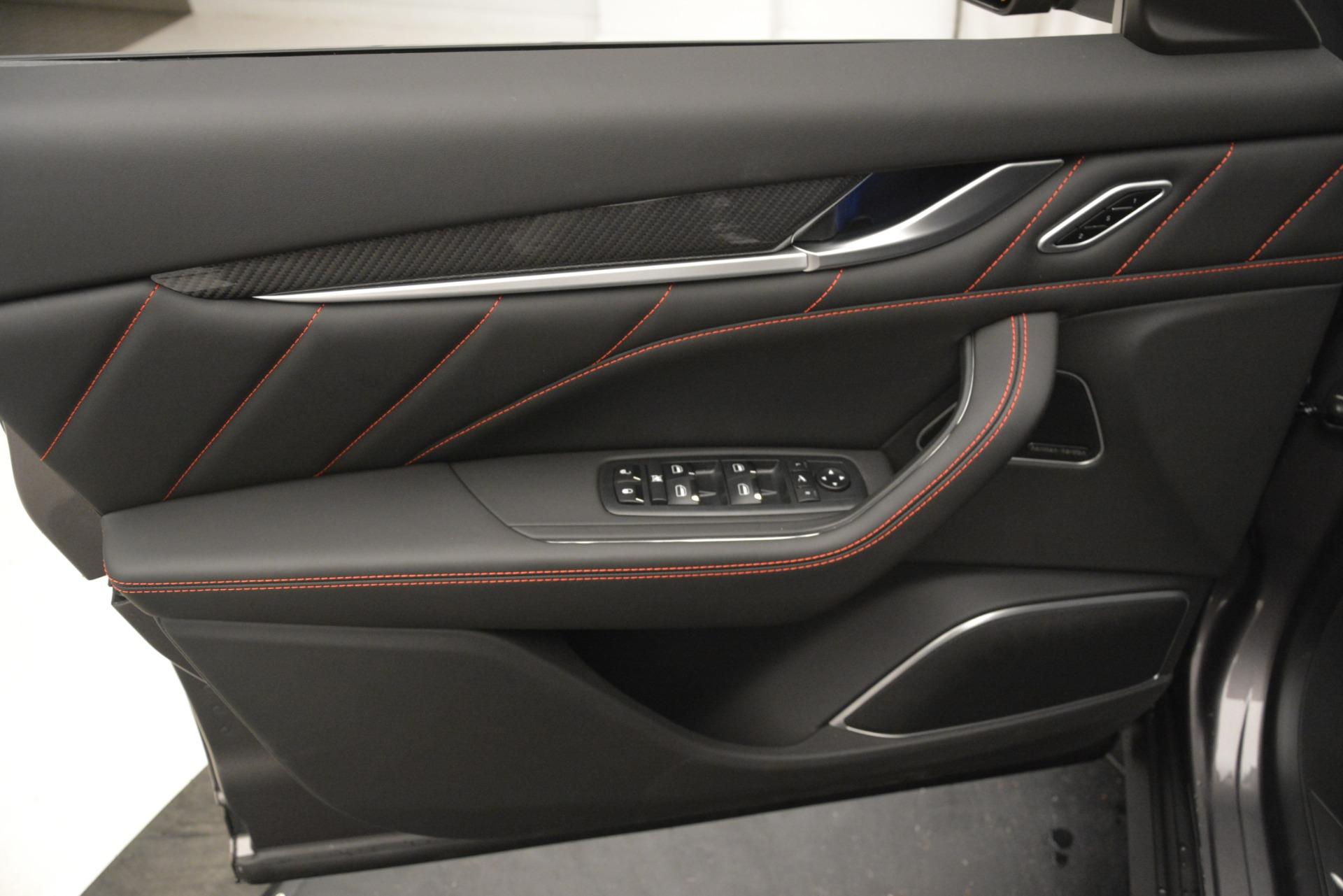 New 2019 Maserati Levante S Q4 GranSport For Sale In Westport, CT 3141_p17