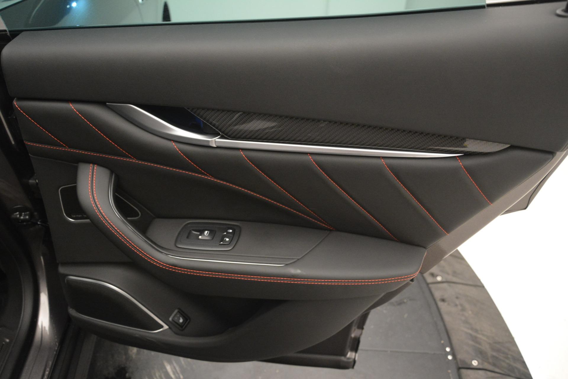 New 2019 Maserati Levante S Q4 GranSport For Sale In Westport, CT 3141_p29
