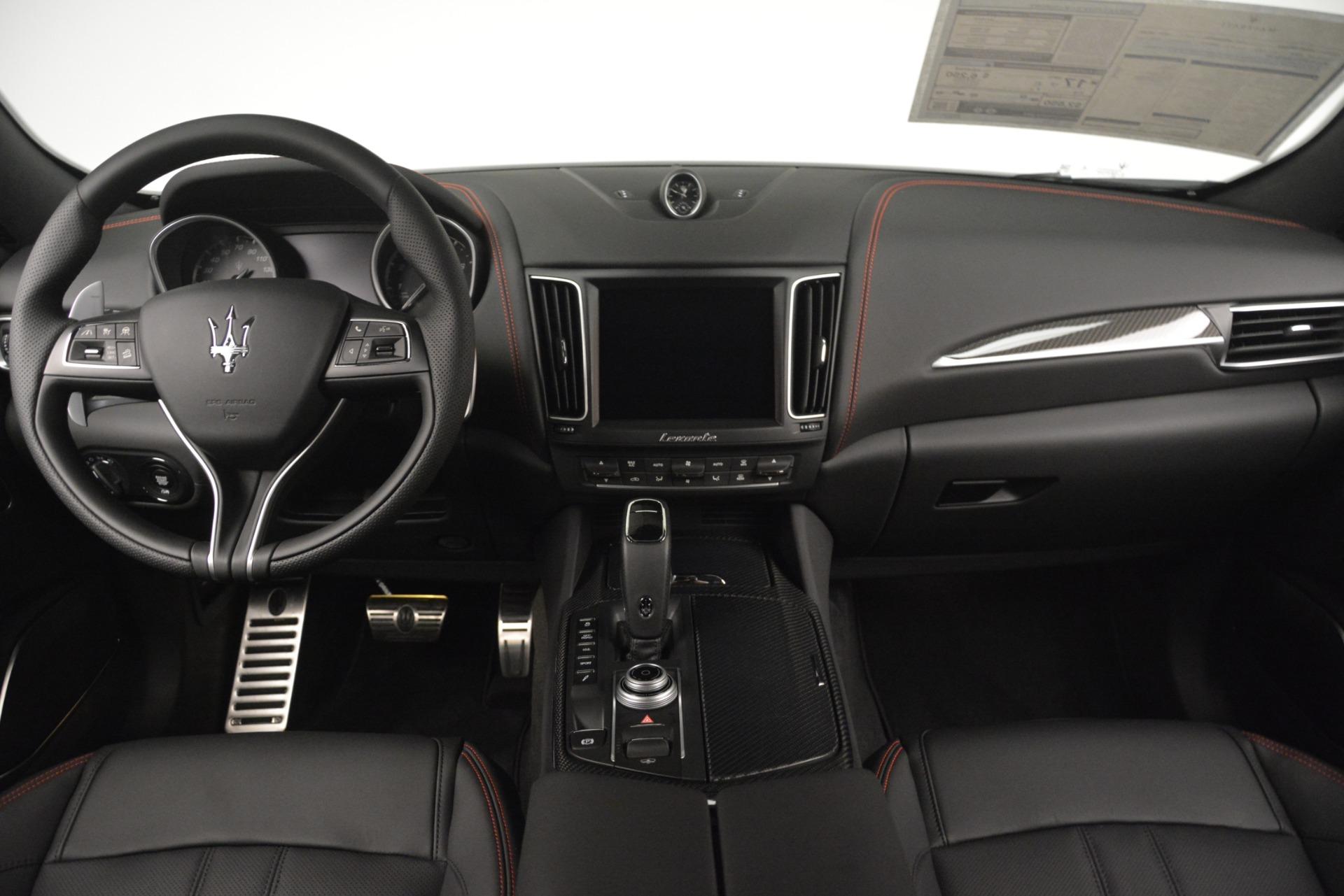 New 2019 Maserati Levante S Q4 GranSport For Sale In Westport, CT 3142_p16