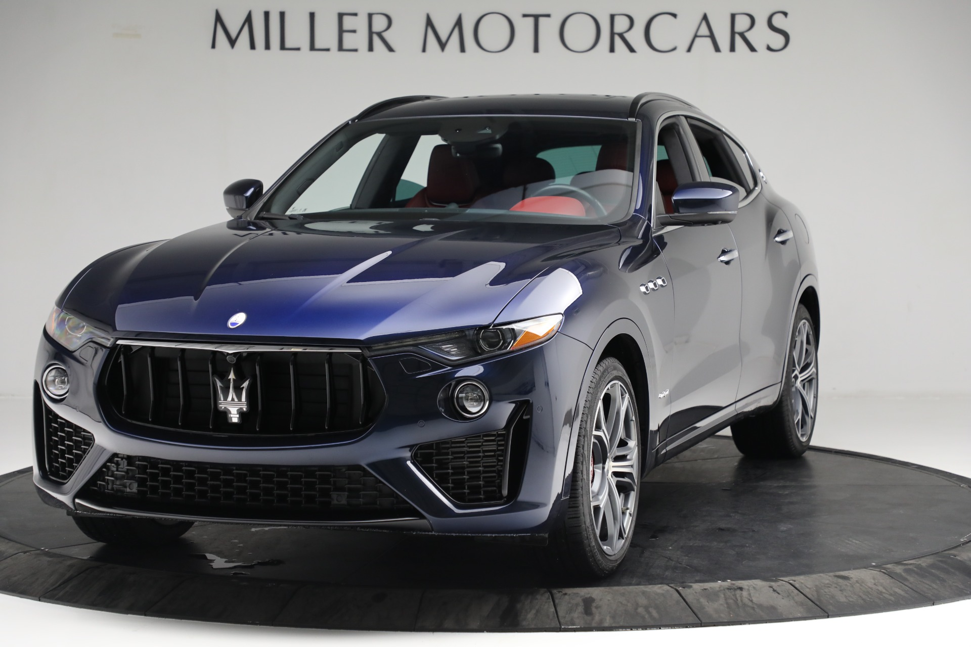 New 2019 Maserati Levante S Q4 GranSport For Sale In Westport, CT 3143_main