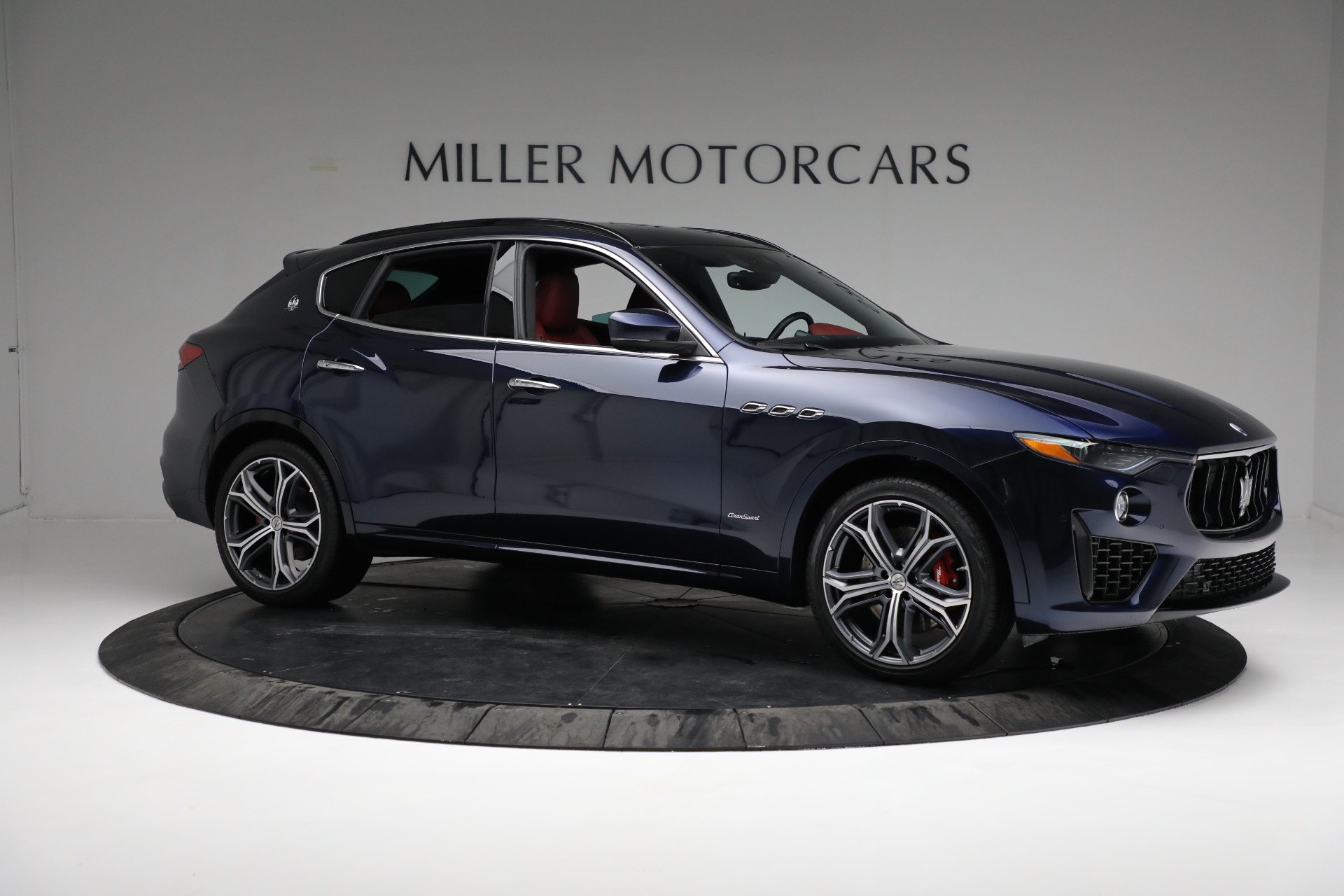 New 2019 Maserati Levante S Q4 GranSport For Sale In Westport, CT 3143_p10