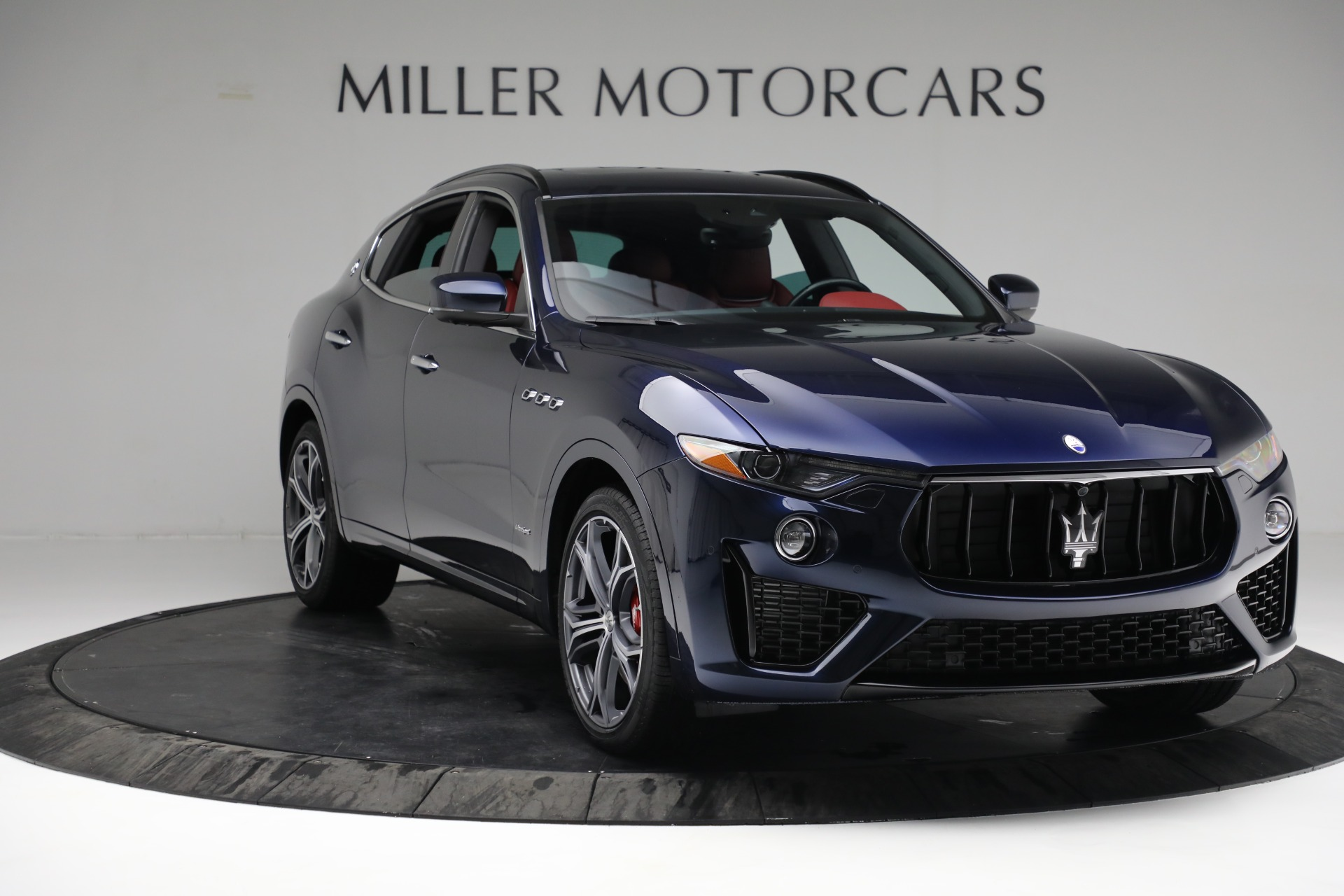 New 2019 Maserati Levante S Q4 GranSport For Sale In Westport, CT 3143_p11