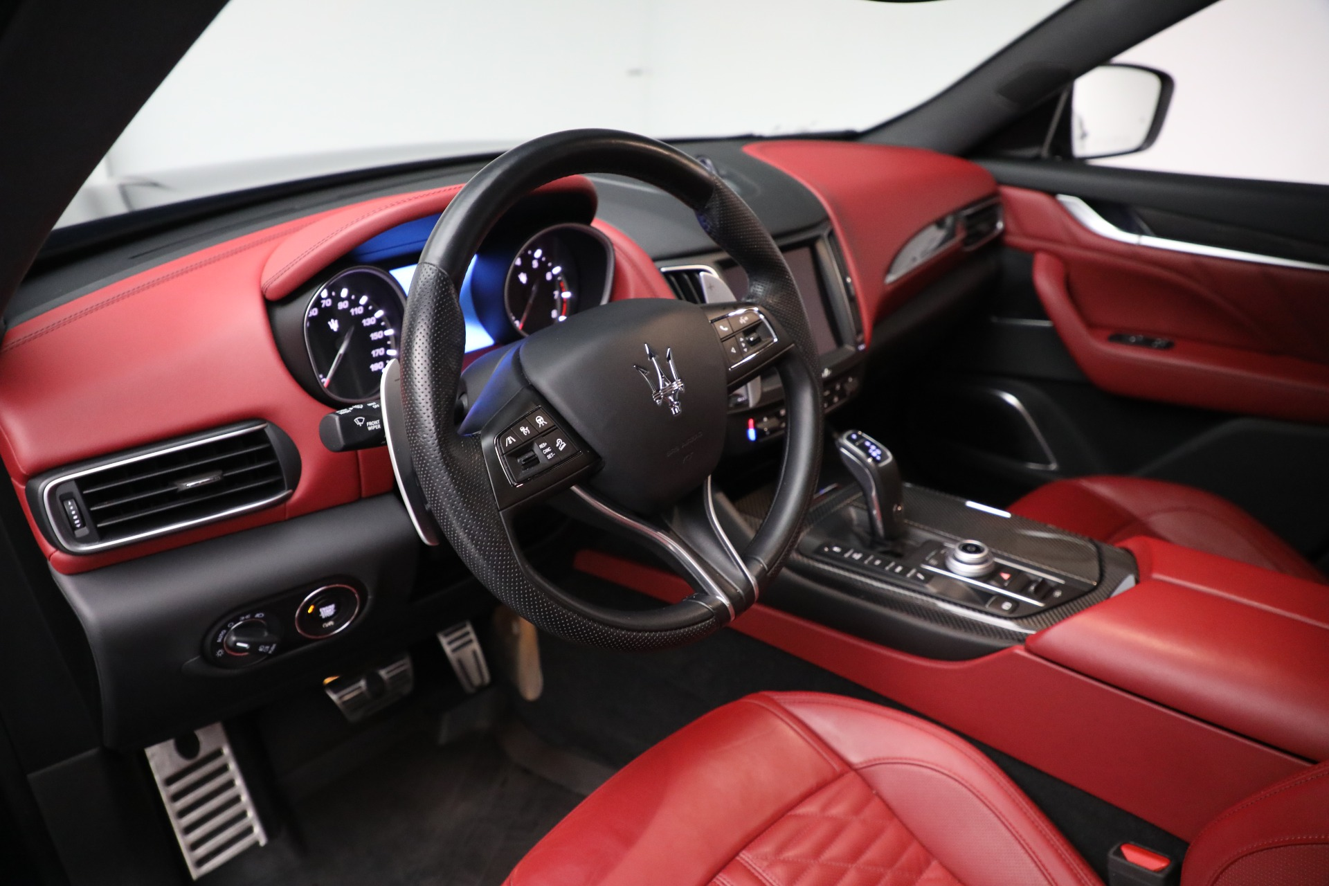 New 2019 Maserati Levante S Q4 GranSport For Sale In Westport, CT 3143_p13