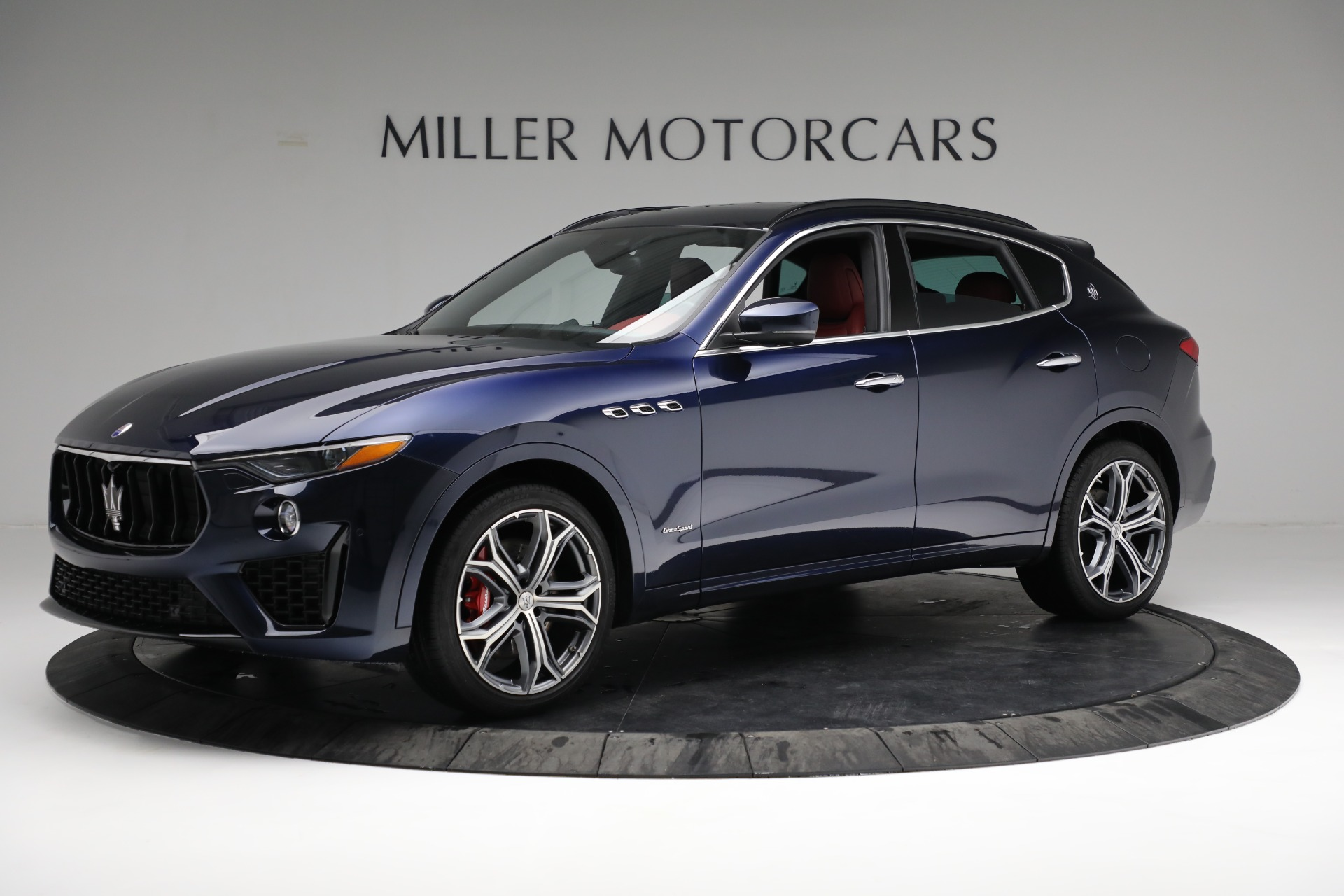 New 2019 Maserati Levante S Q4 GranSport For Sale In Westport, CT 3143_p2