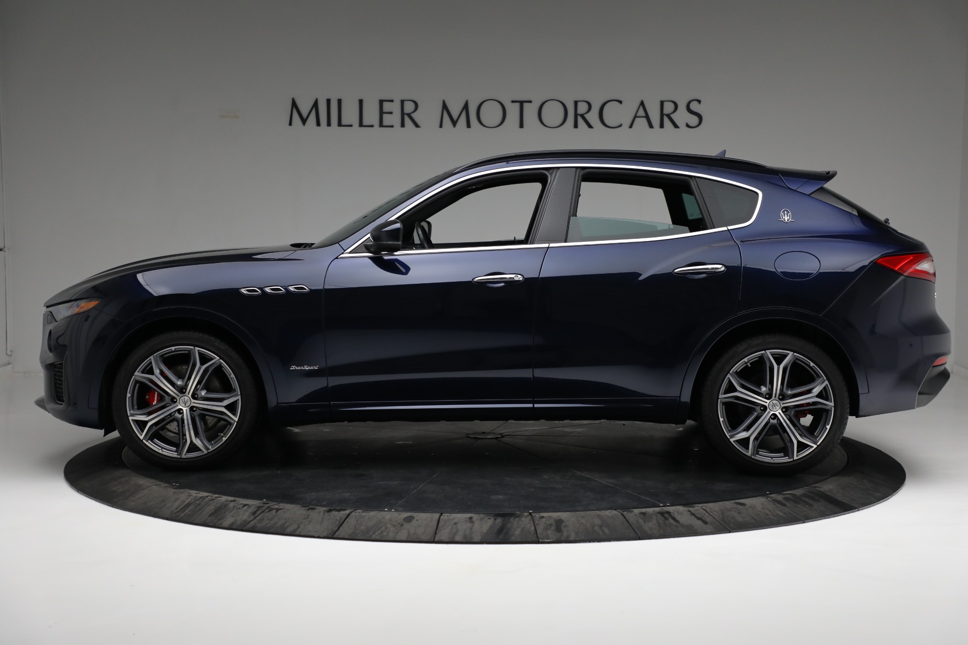 New 2019 Maserati Levante S Q4 GranSport For Sale In Westport, CT 3143_p3