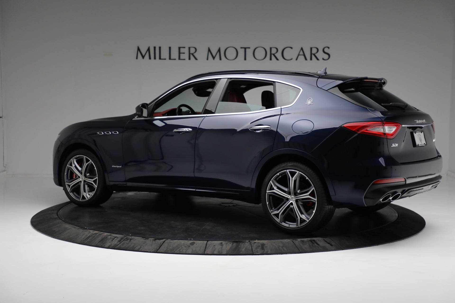 New 2019 Maserati Levante S Q4 GranSport For Sale In Westport, CT 3143_p4