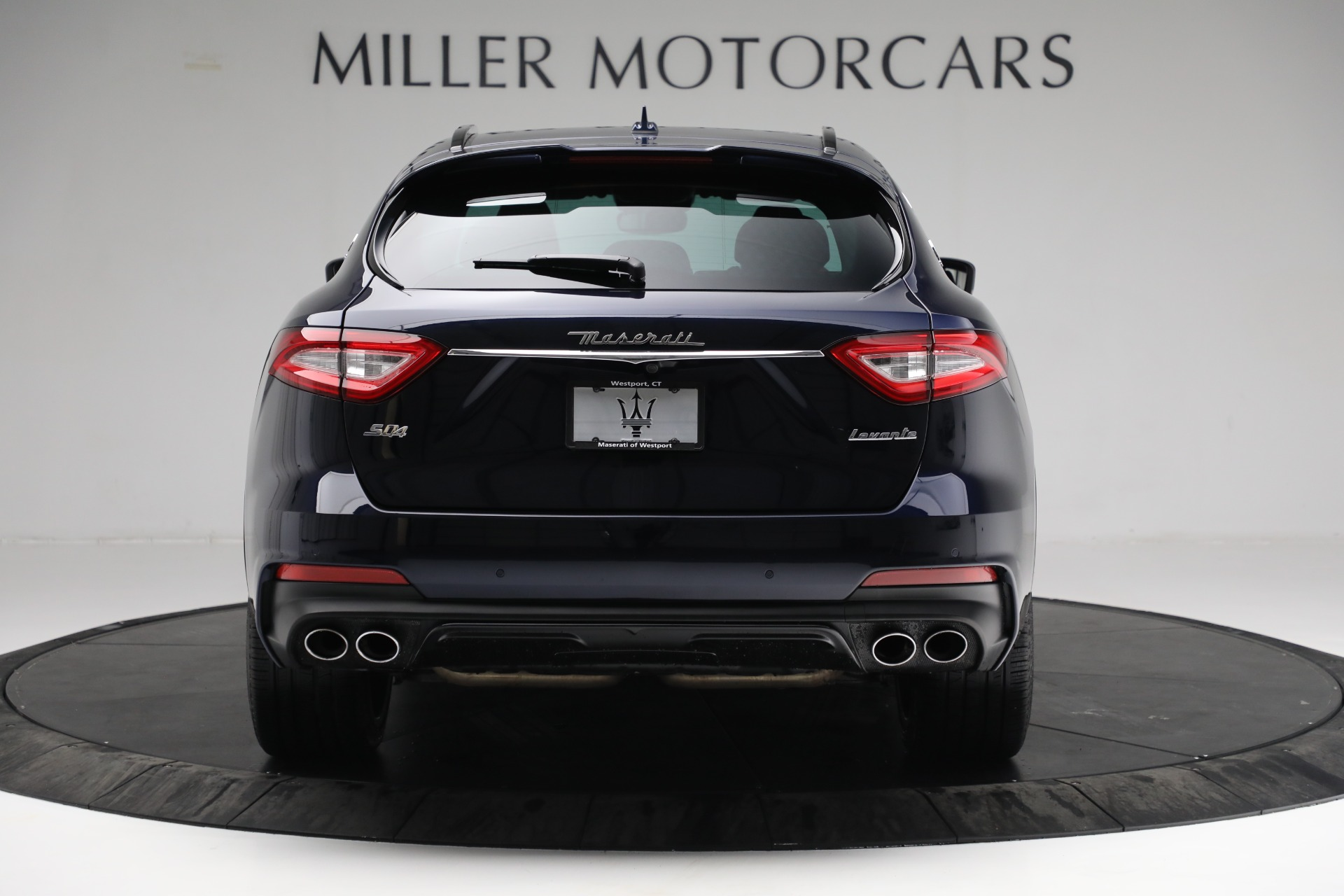 New 2019 Maserati Levante S Q4 GranSport For Sale In Westport, CT 3143_p6