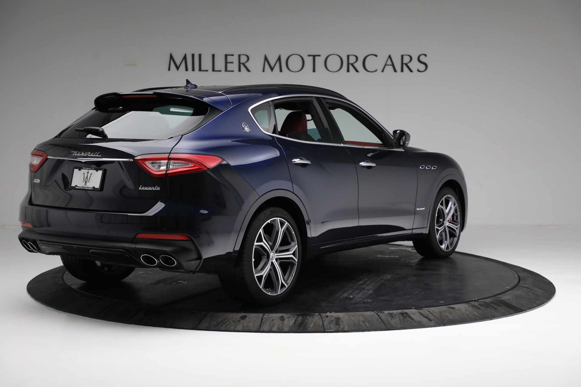 New 2019 Maserati Levante S Q4 GranSport For Sale In Westport, CT 3143_p7