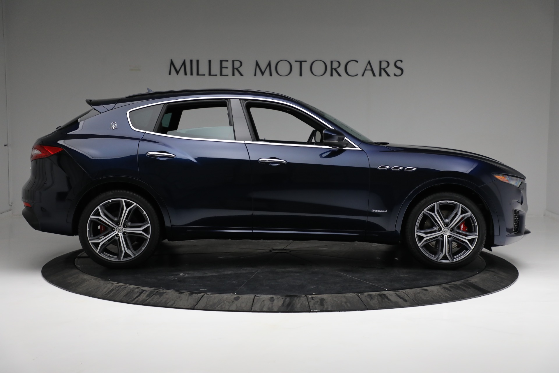 New 2019 Maserati Levante S Q4 GranSport For Sale In Westport, CT 3143_p9