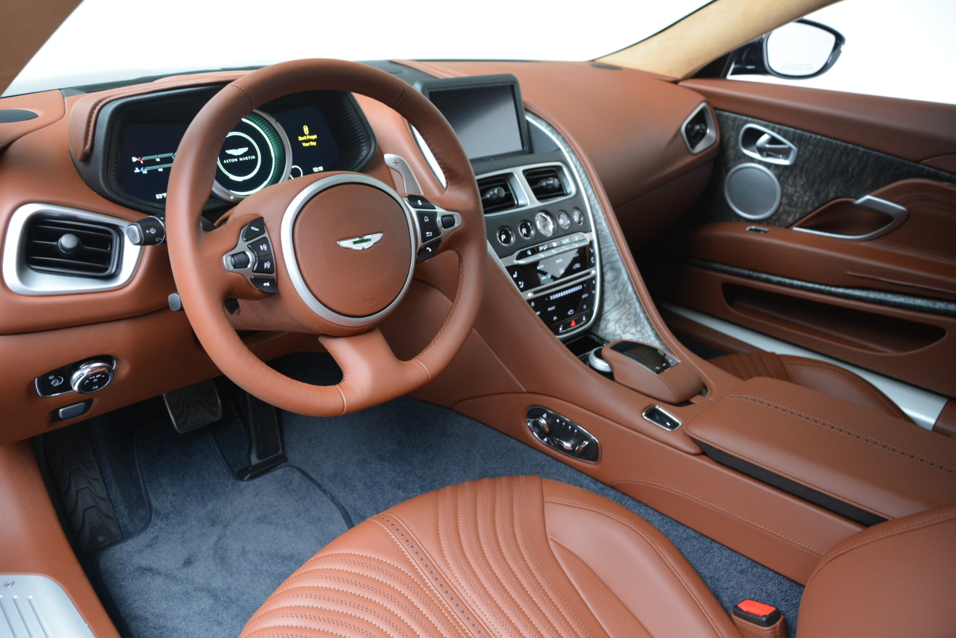 New 2019 Aston Martin DB11 V8 Coupe For Sale In Westport, CT 3145_p14