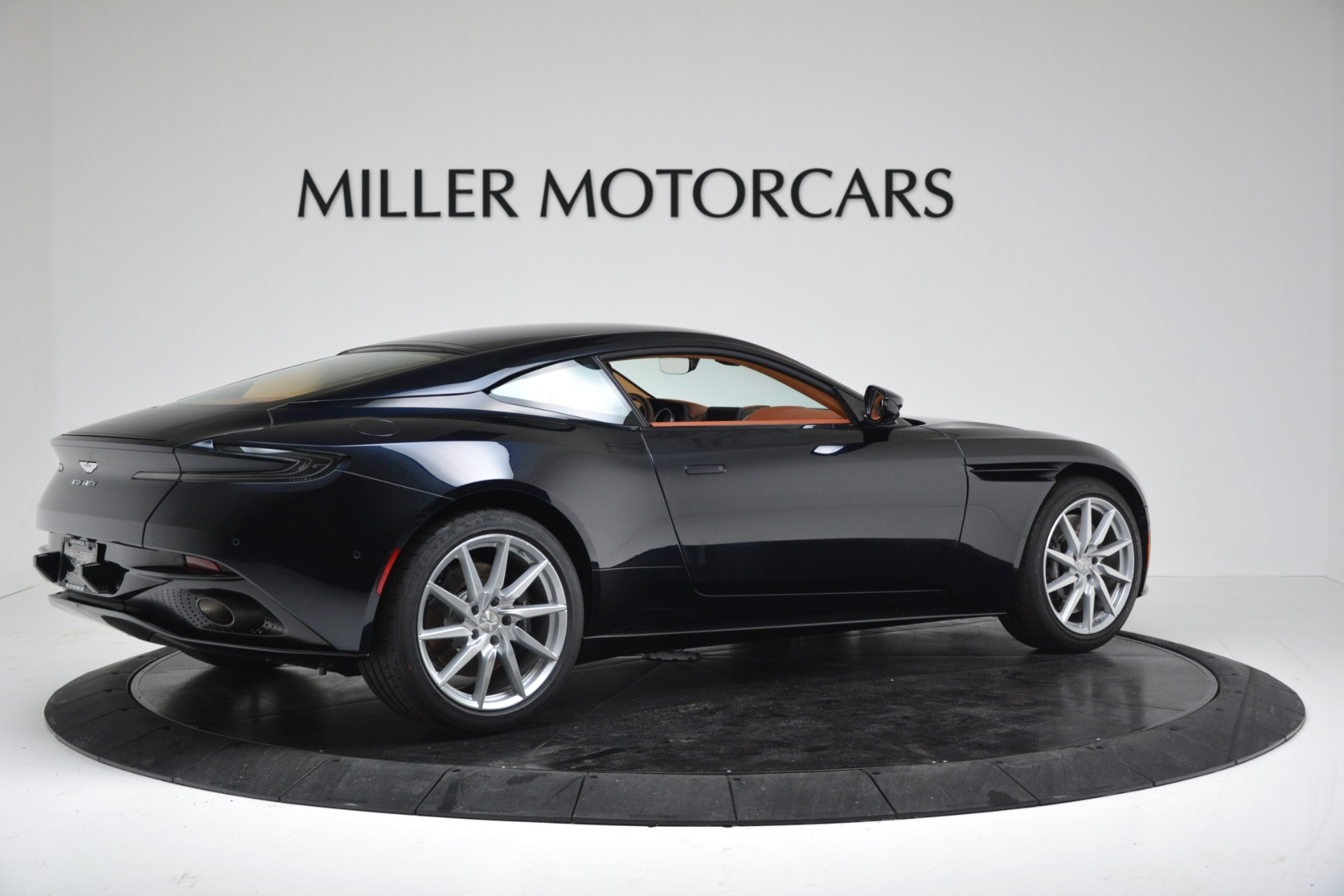 New 2019 Aston Martin DB11 V8 Coupe For Sale In Westport, CT 3145_p8