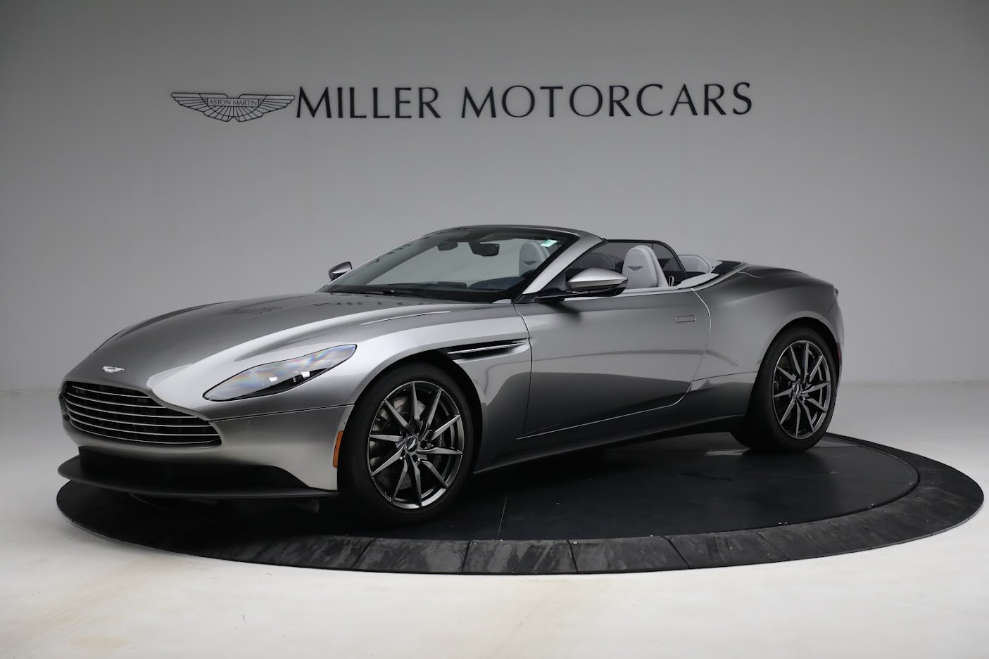 New 2019 Aston Martin DB11 V8 Convertible For Sale In Westport, CT 3147_main
