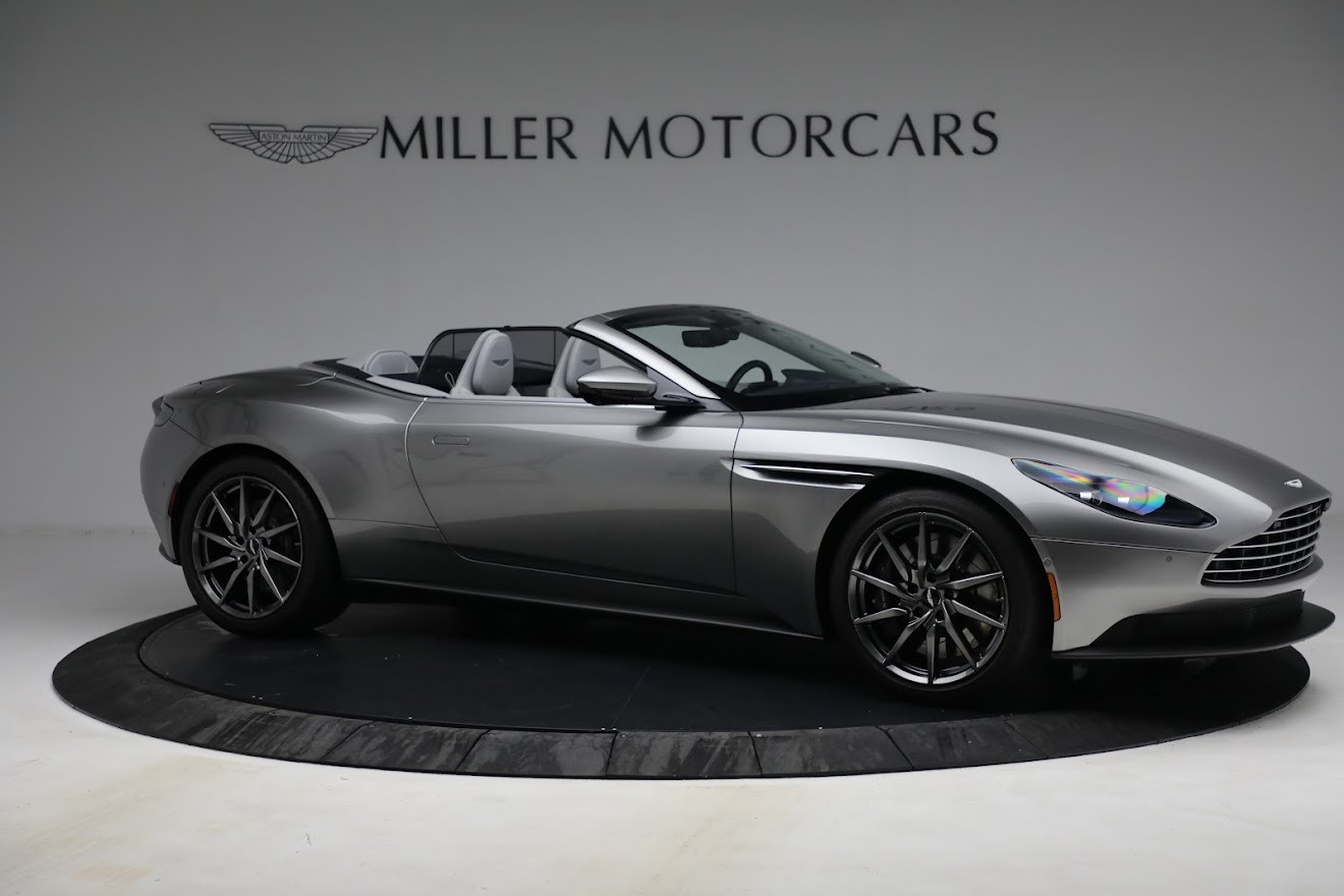 New 2019 Aston Martin DB11 V8 Convertible For Sale In Westport, CT 3147_p10