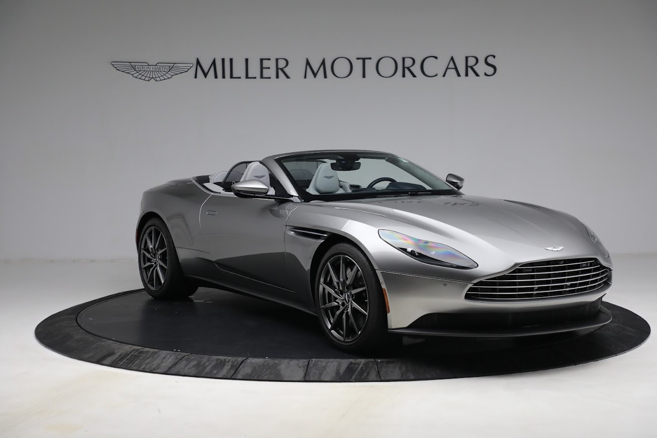 New 2019 Aston Martin DB11 V8 Convertible For Sale In Westport, CT 3147_p11