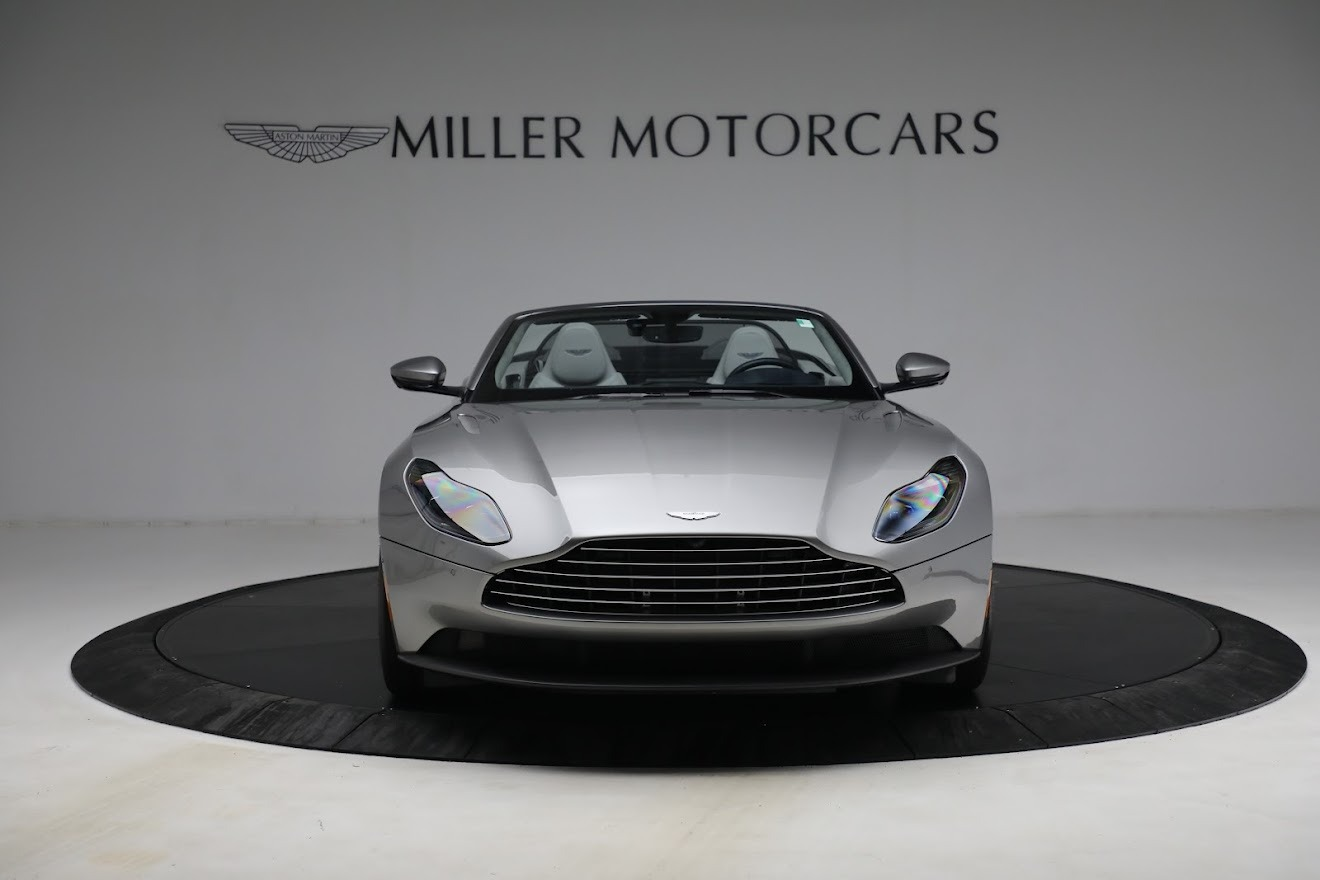 New 2019 Aston Martin DB11 V8 Convertible For Sale In Westport, CT 3147_p12