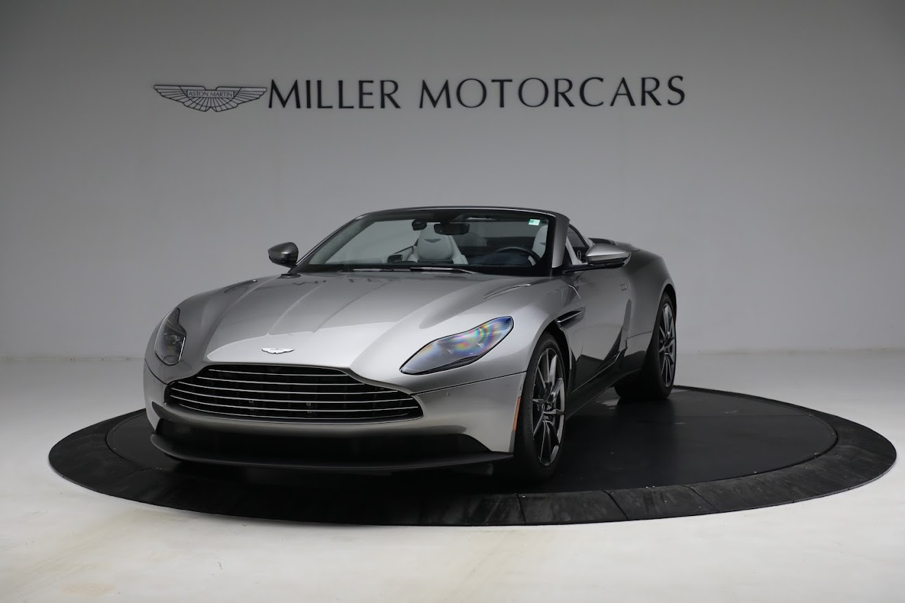 New 2019 Aston Martin DB11 V8 Convertible For Sale In Westport, CT 3147_p13