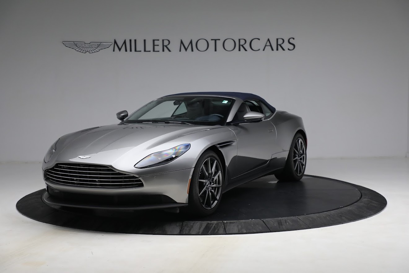 New 2019 Aston Martin DB11 V8 Convertible For Sale In Westport, CT 3147_p14
