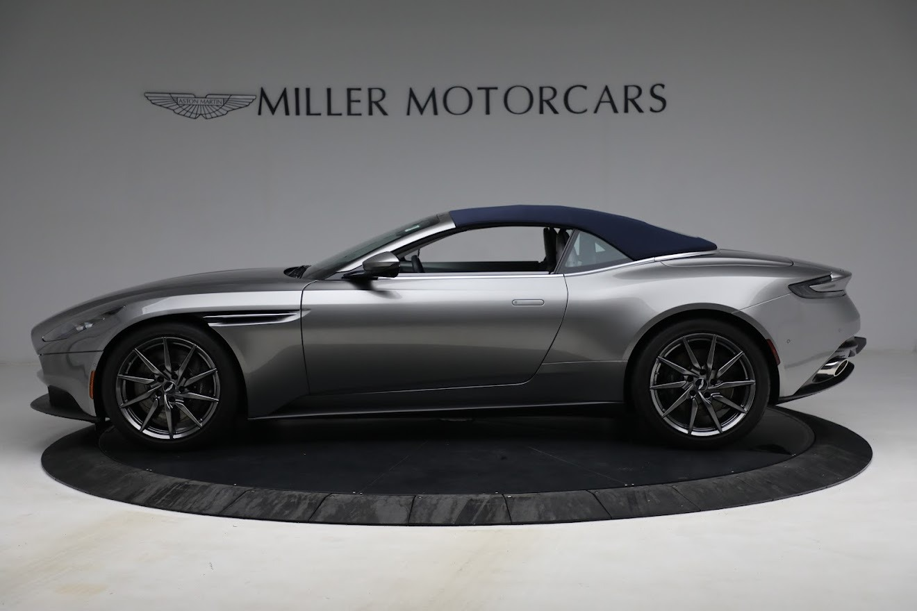 New 2019 Aston Martin DB11 V8 Convertible For Sale In Westport, CT 3147_p15