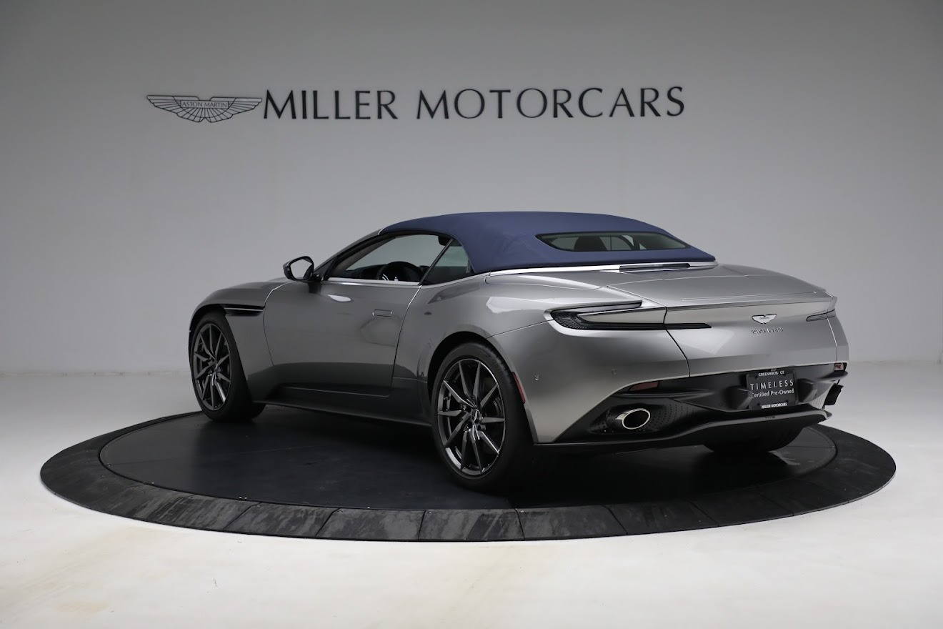 New 2019 Aston Martin DB11 V8 Convertible For Sale In Westport, CT 3147_p16