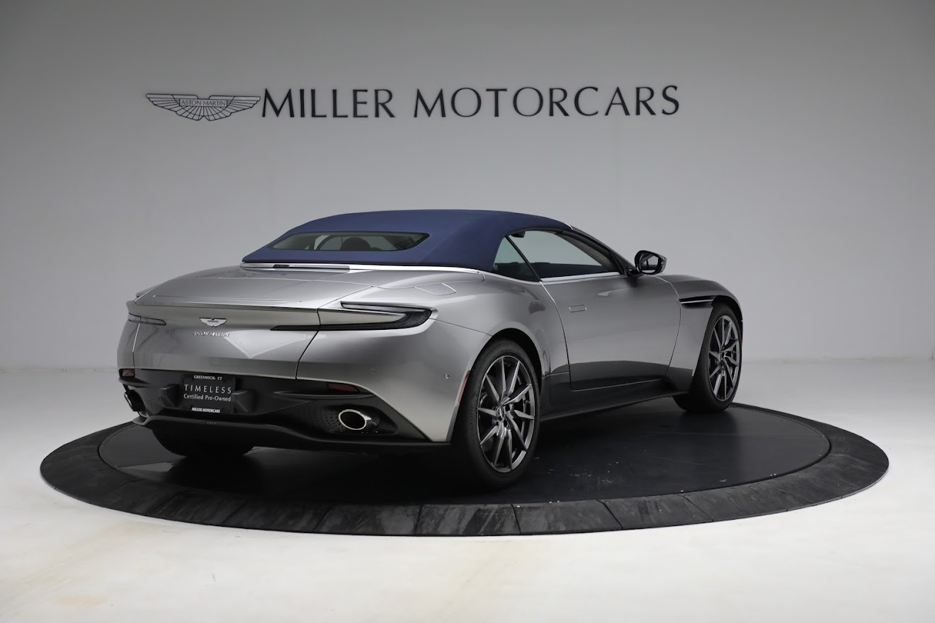 New 2019 Aston Martin DB11 V8 Convertible For Sale In Westport, CT 3147_p17