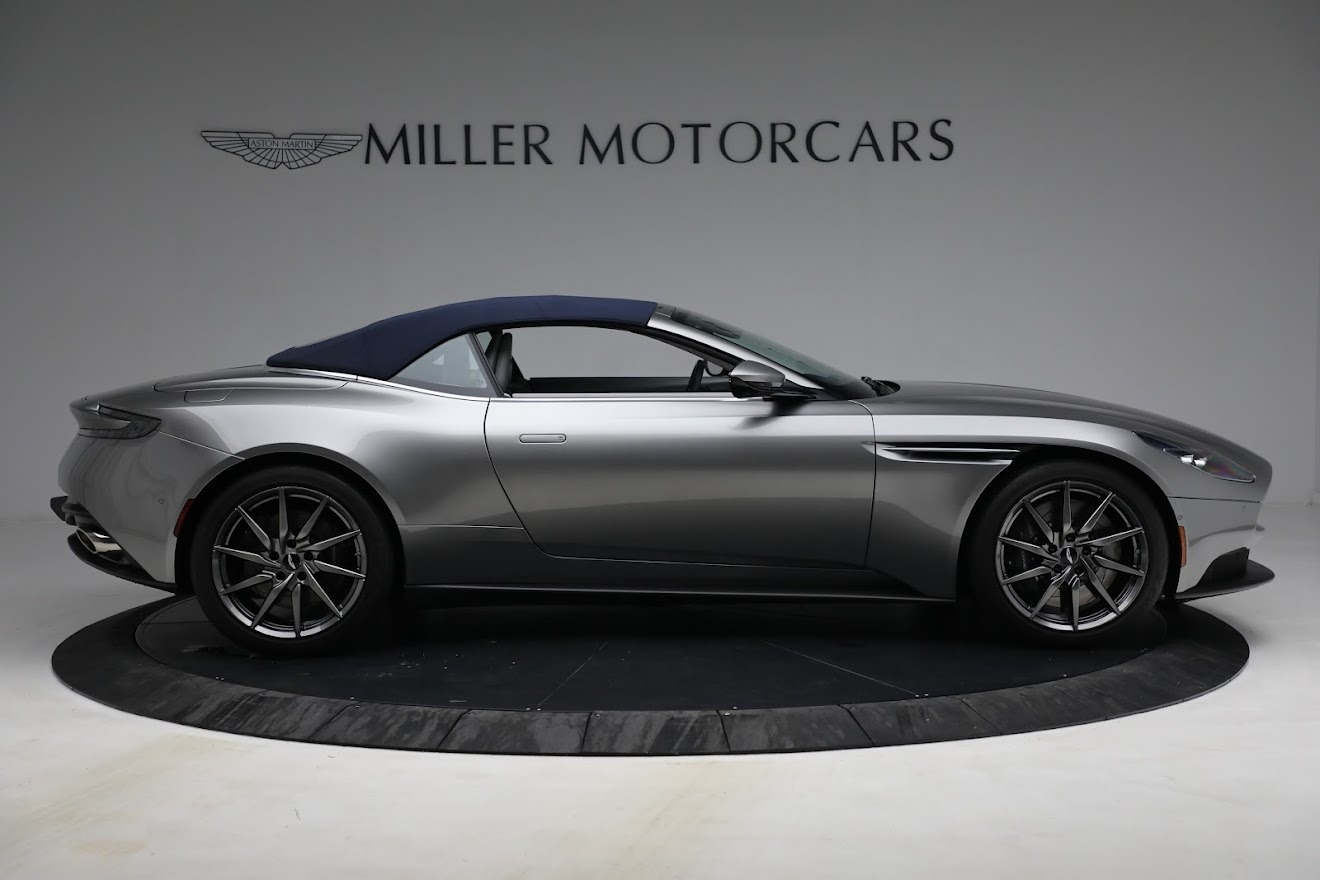 New 2019 Aston Martin DB11 V8 Convertible For Sale In Westport, CT 3147_p18