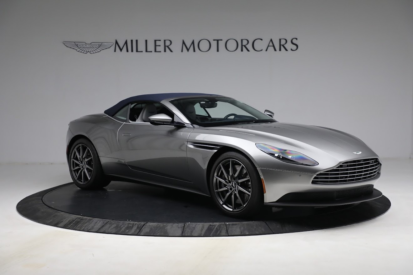 New 2019 Aston Martin DB11 V8 Convertible For Sale In Westport, CT 3147_p19