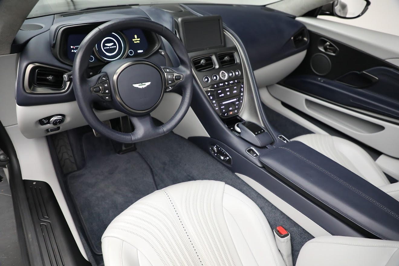 New 2019 Aston Martin DB11 V8 Convertible For Sale In Westport, CT 3147_p21