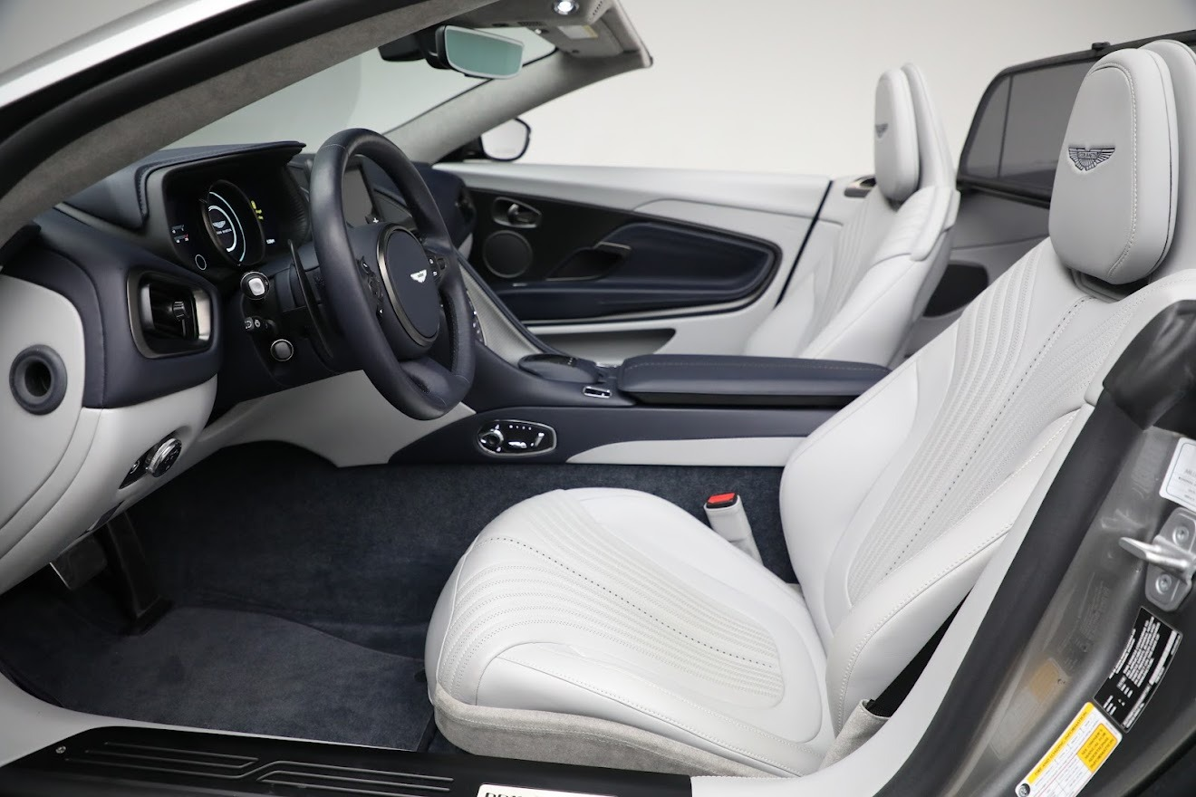 New 2019 Aston Martin DB11 V8 Convertible For Sale In Westport, CT 3147_p22