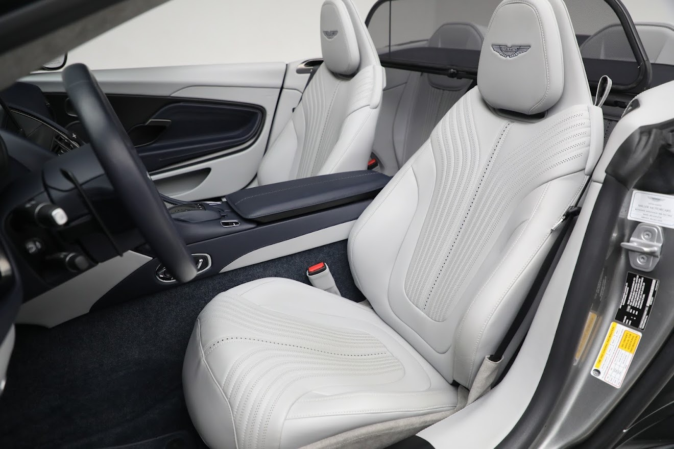 New 2019 Aston Martin DB11 V8 Convertible For Sale In Westport, CT 3147_p23