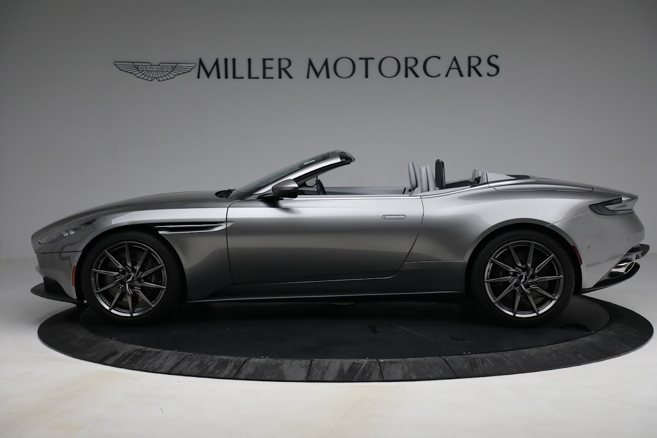 New 2019 Aston Martin DB11 V8 Convertible For Sale In Westport, CT 3147_p2