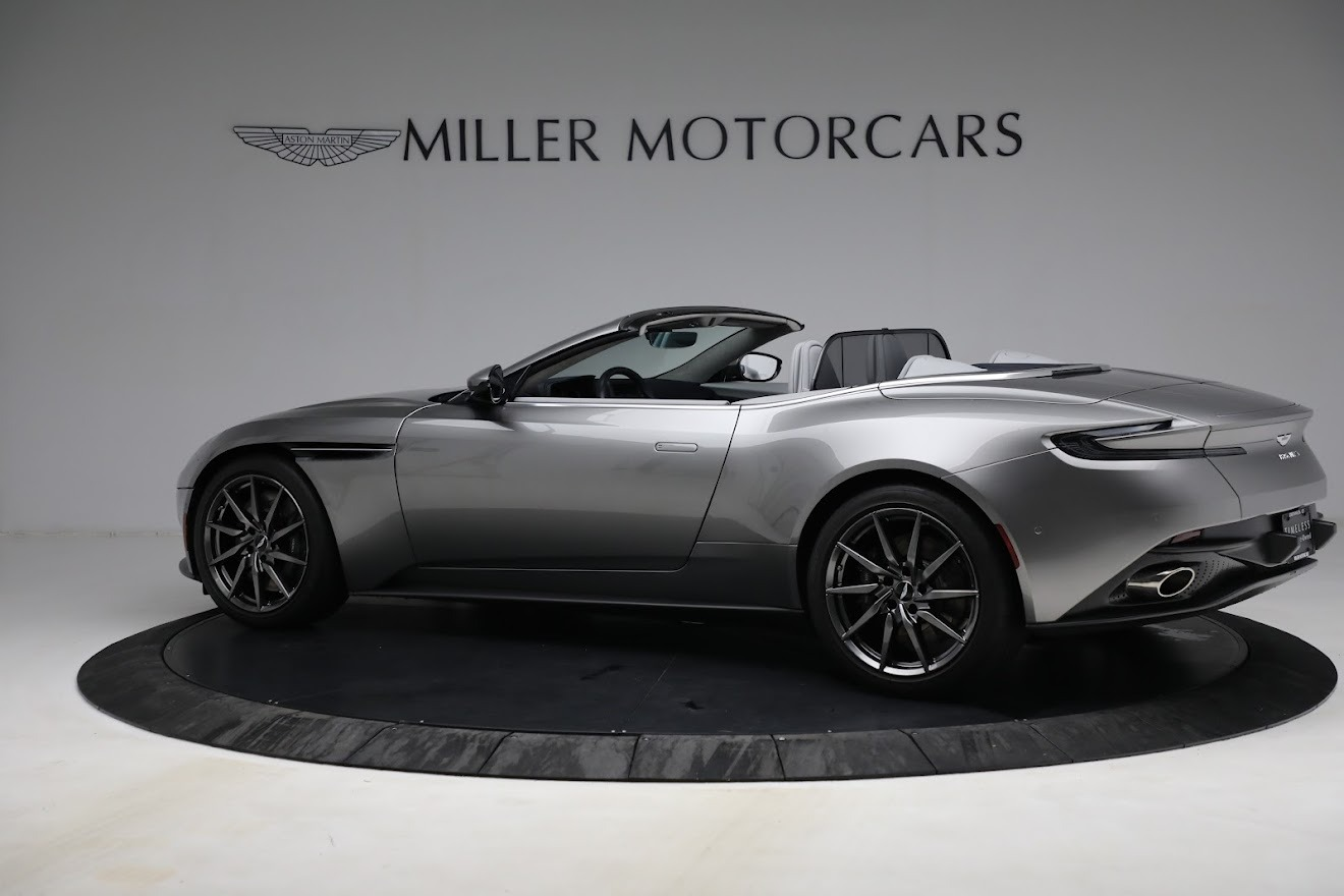 New 2019 Aston Martin DB11 V8 Convertible For Sale In Westport, CT 3147_p4