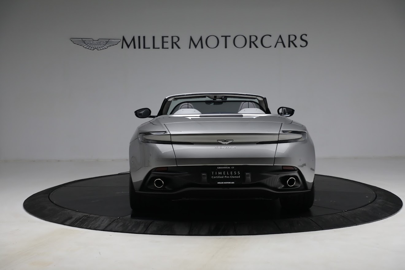 New 2019 Aston Martin DB11 V8 Convertible For Sale In Westport, CT 3147_p6