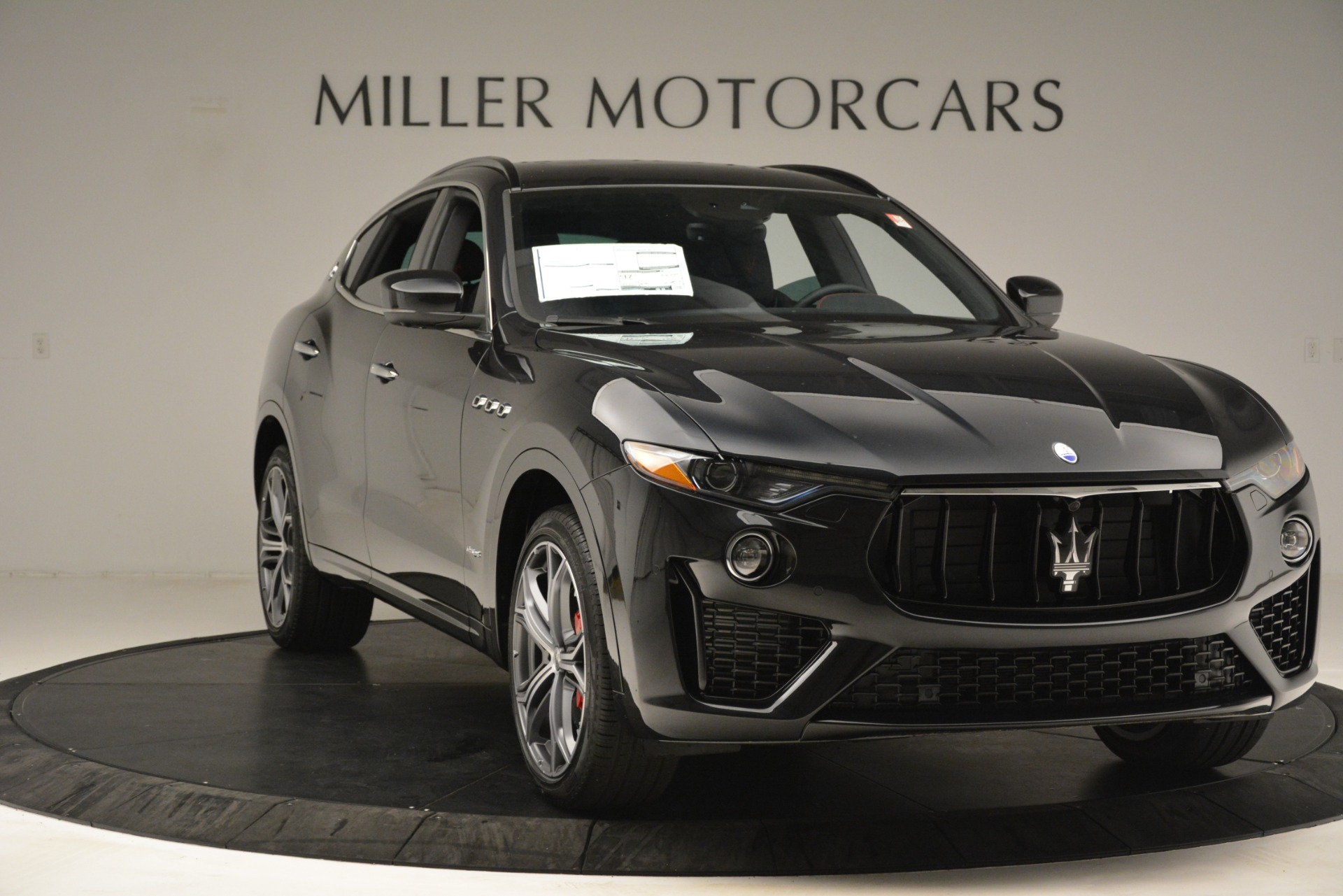 New 2019 Maserati Levante S Q4 GranSport For Sale In Westport, CT 3149_p10