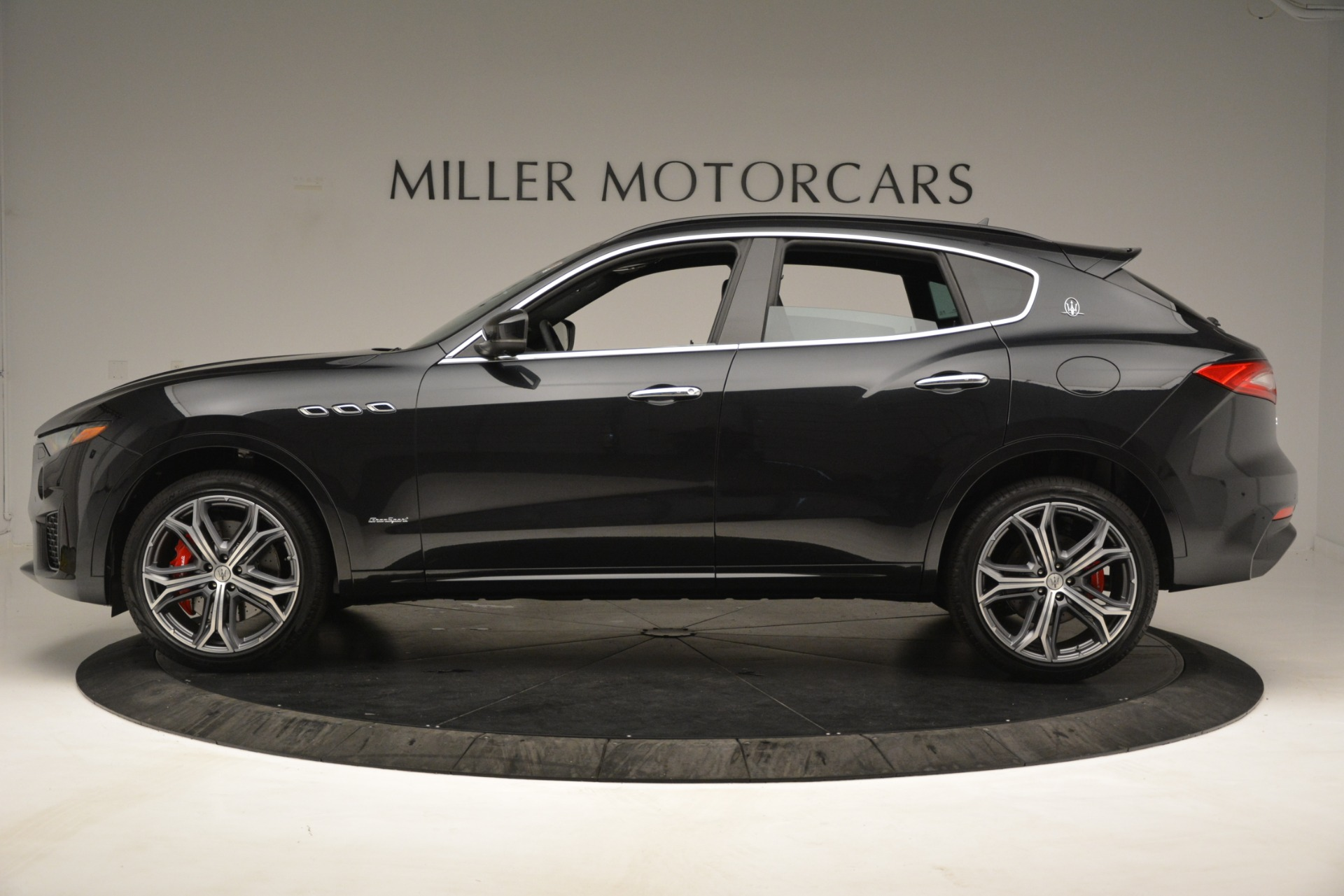 New 2019 Maserati Levante S Q4 GranSport For Sale In Westport, CT 3149_p3