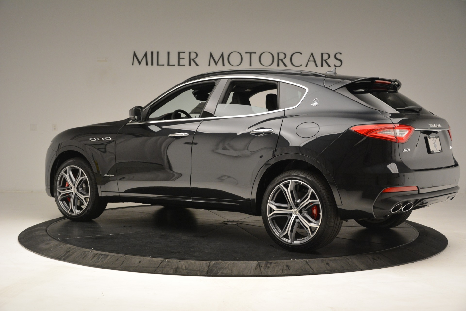New 2019 Maserati Levante S Q4 GranSport For Sale In Westport, CT 3149_p4