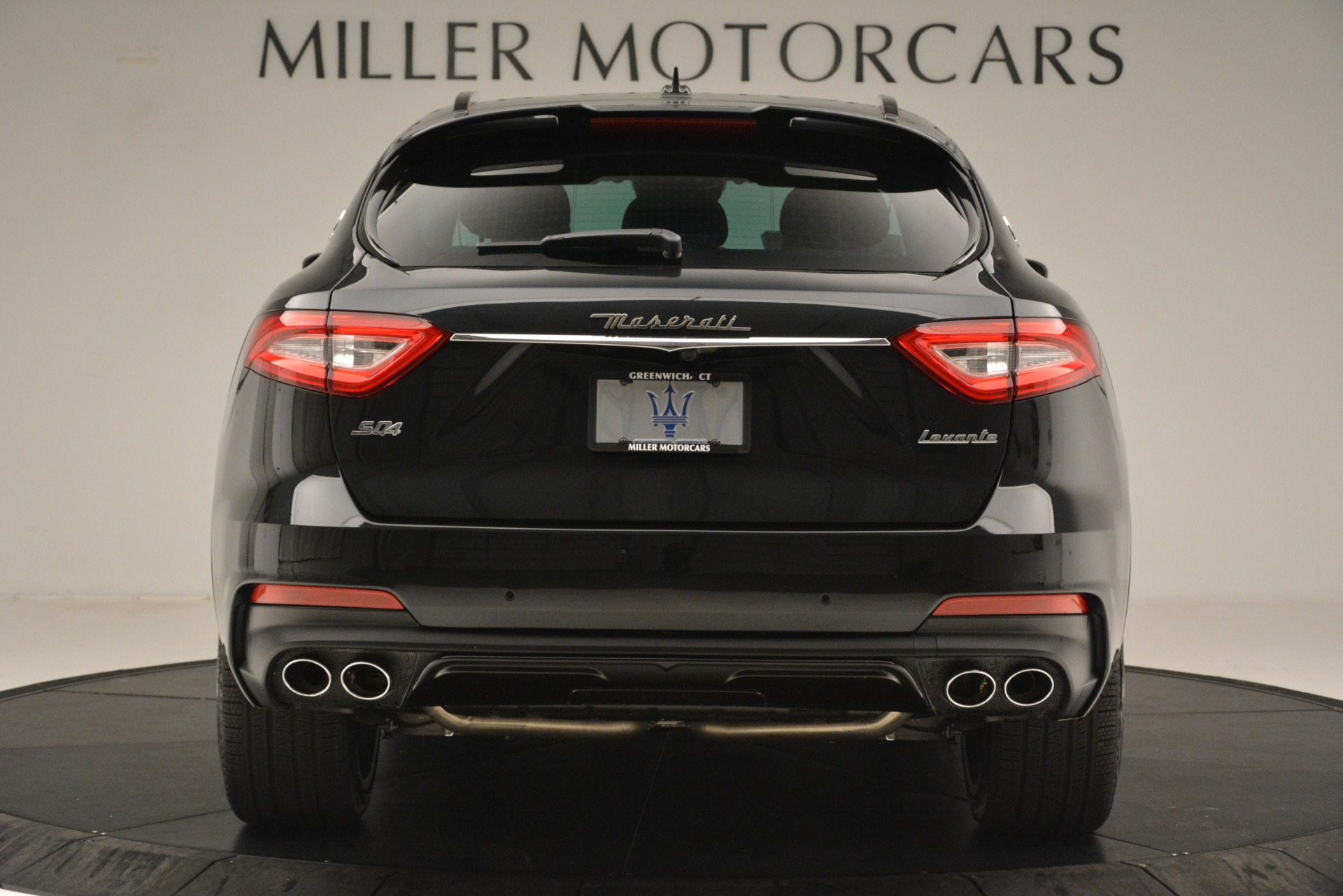 New 2019 Maserati Levante S Q4 GranSport For Sale In Westport, CT 3149_p6
