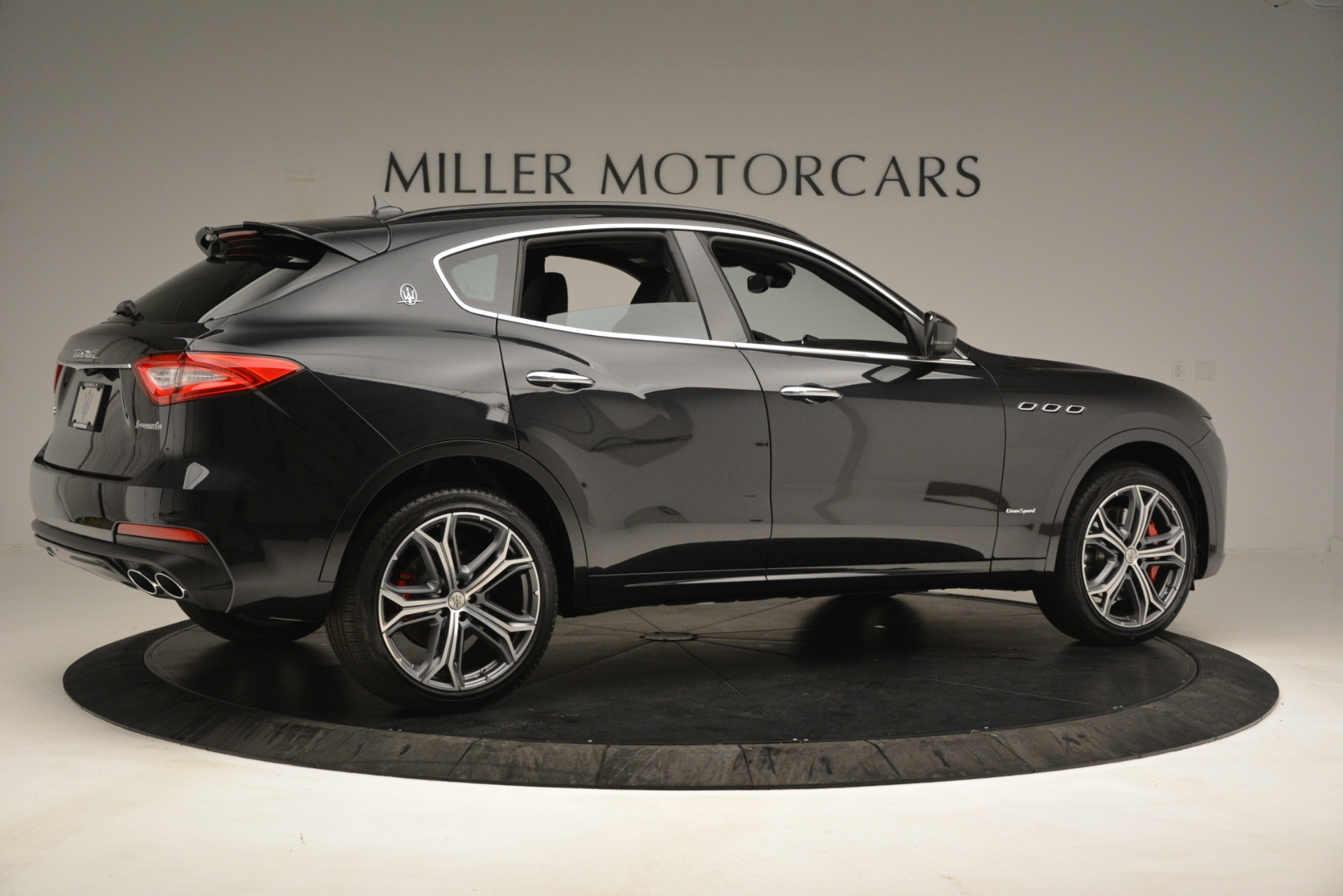 New 2019 Maserati Levante S Q4 GranSport For Sale In Westport, CT 3149_p8