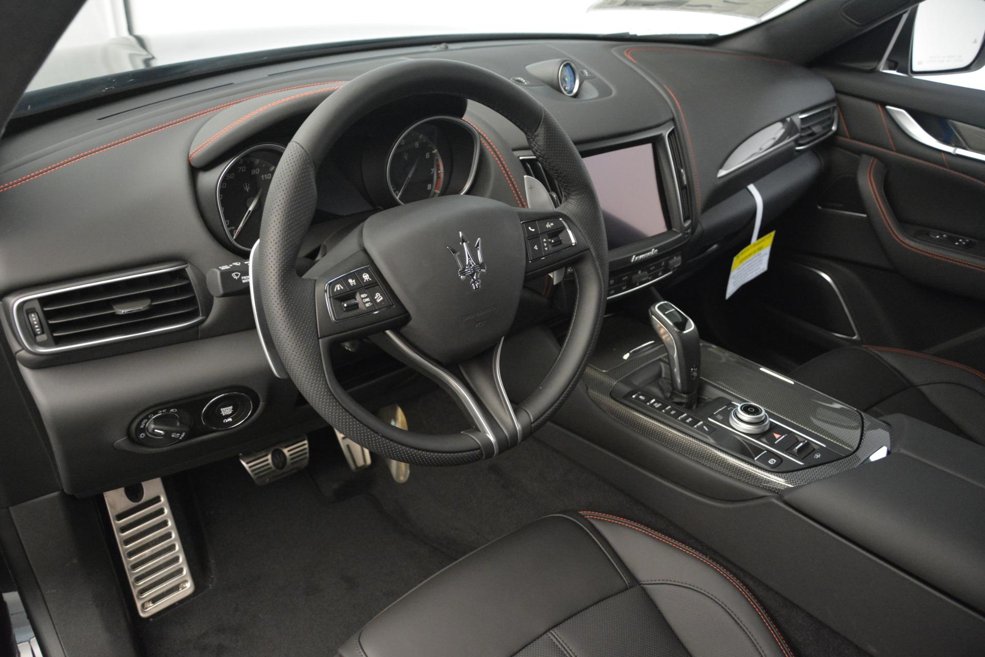 New 2019 Maserati Levante S Q4 GranSport For Sale In Westport, CT 3150_p13