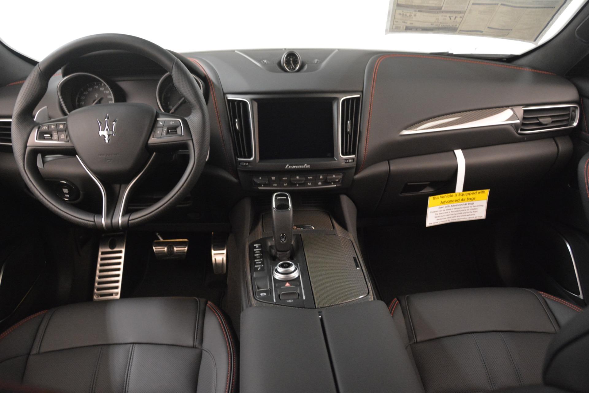 New 2019 Maserati Levante S Q4 GranSport For Sale In Westport, CT 3150_p16