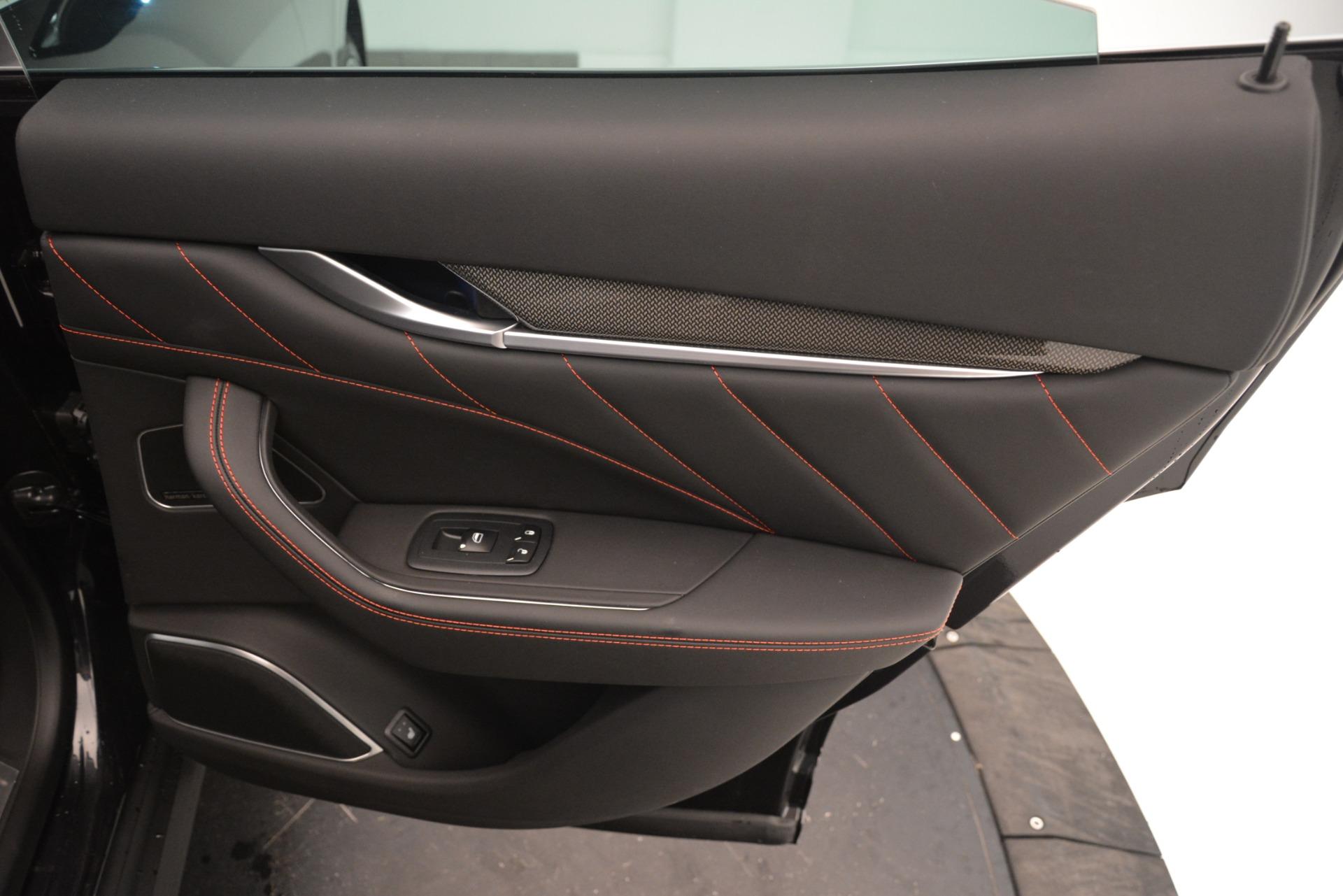 New 2019 Maserati Levante S Q4 GranSport For Sale In Westport, CT 3150_p29