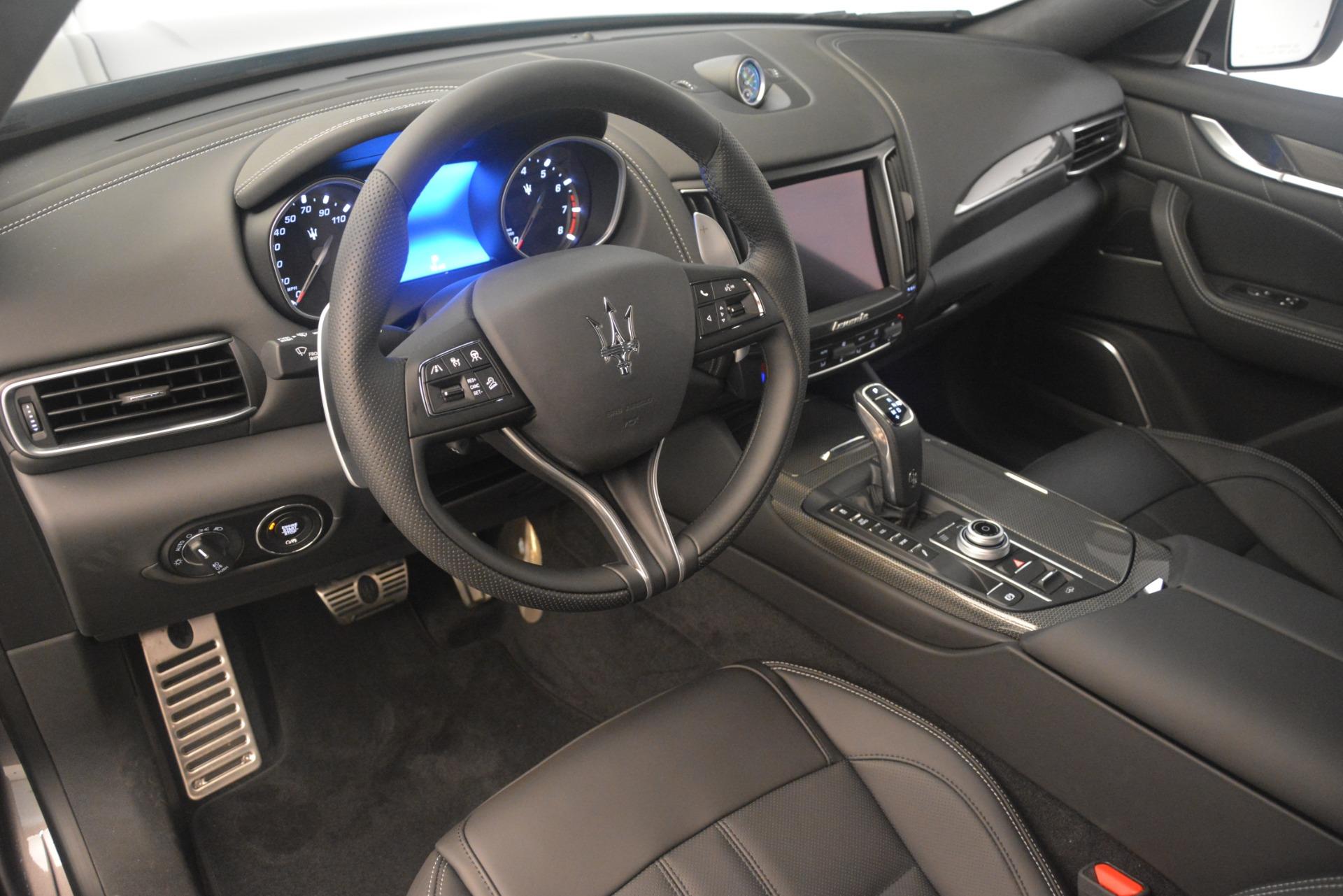 New 2019 Maserati Levante S Q4 GranSport For Sale In Westport, CT 3151_p13