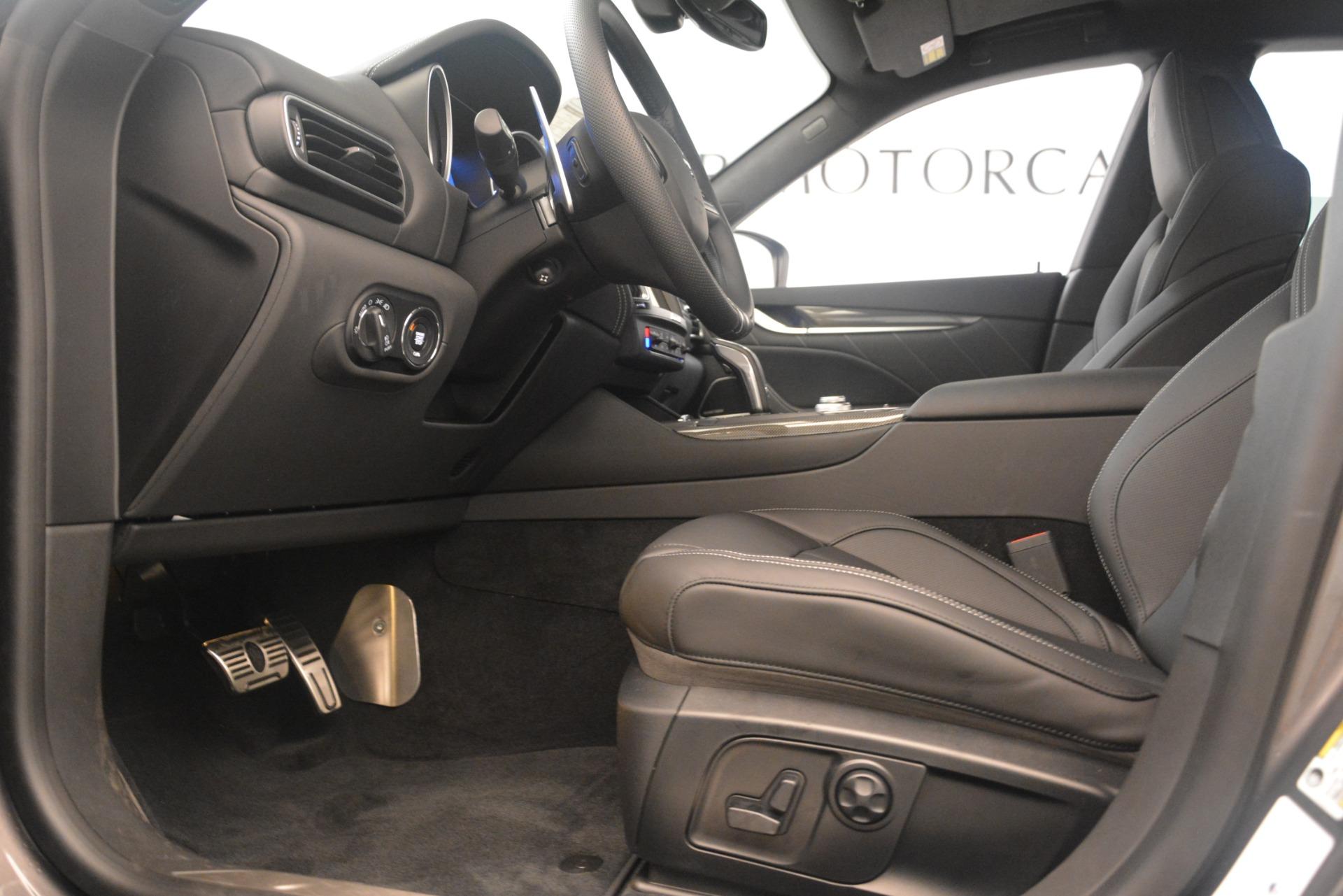 New 2019 Maserati Levante S Q4 GranSport For Sale In Westport, CT 3151_p14