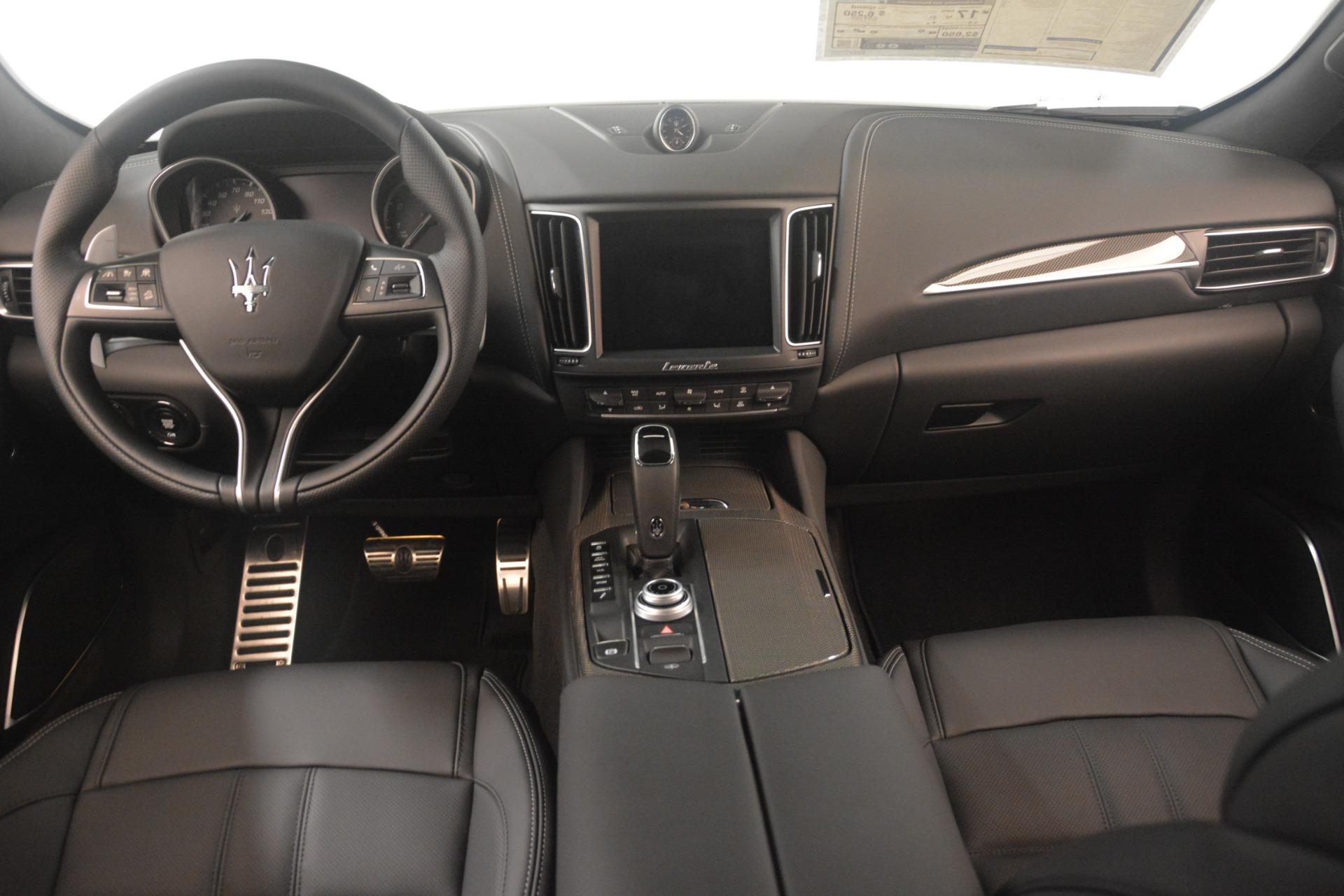 New 2019 Maserati Levante S Q4 GranSport For Sale In Westport, CT 3151_p16
