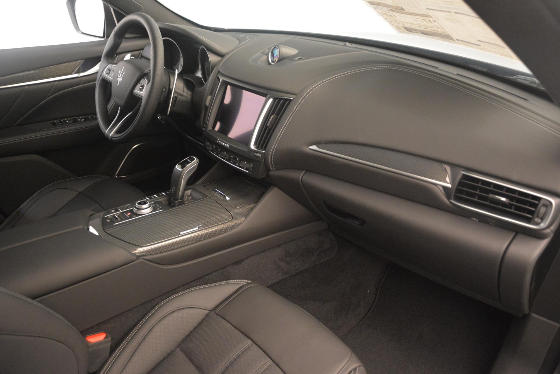 New 2019 Maserati Levante S Q4 GranSport For Sale In Westport, CT 3151_p22