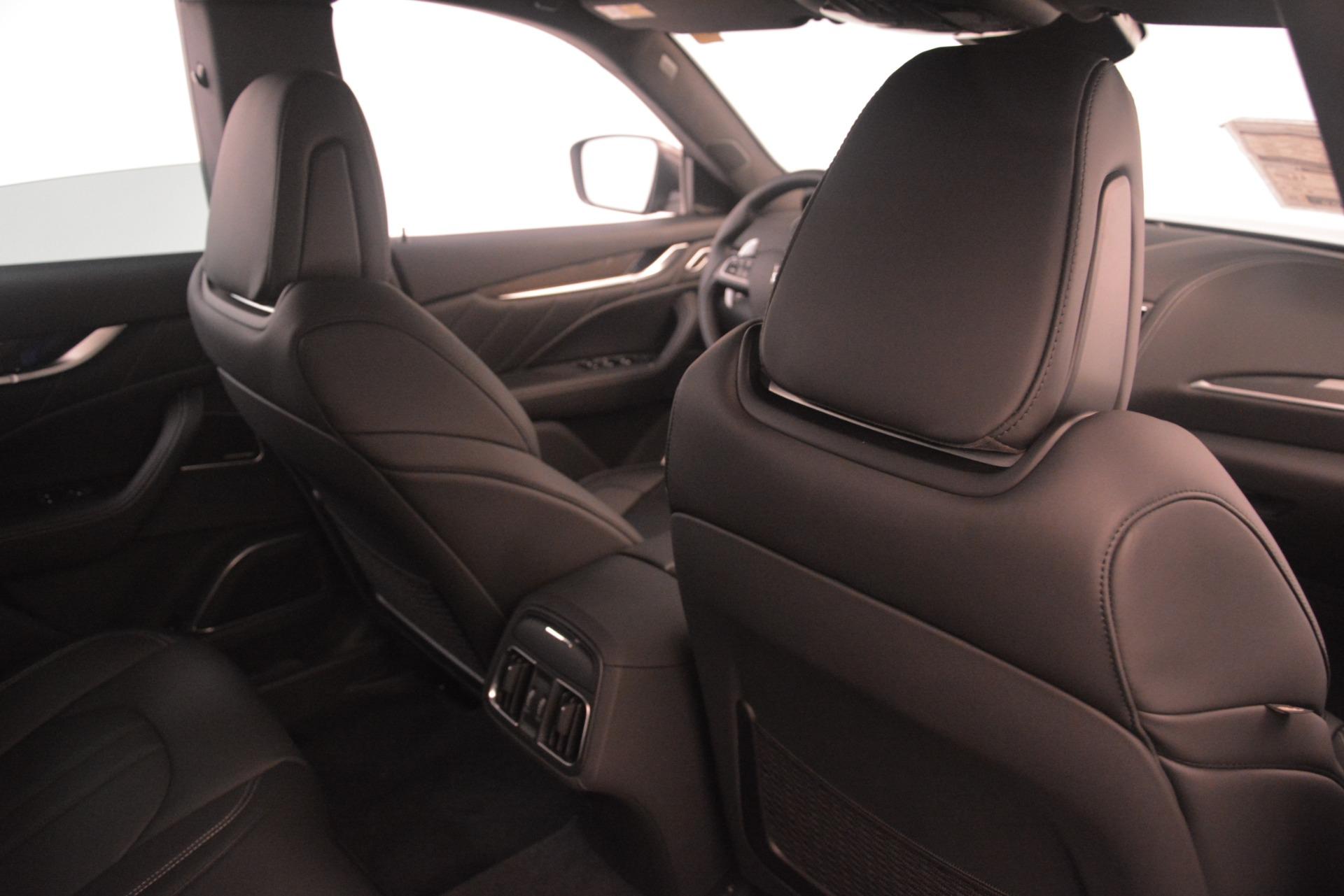 New 2019 Maserati Levante S Q4 GranSport For Sale In Westport, CT 3151_p28