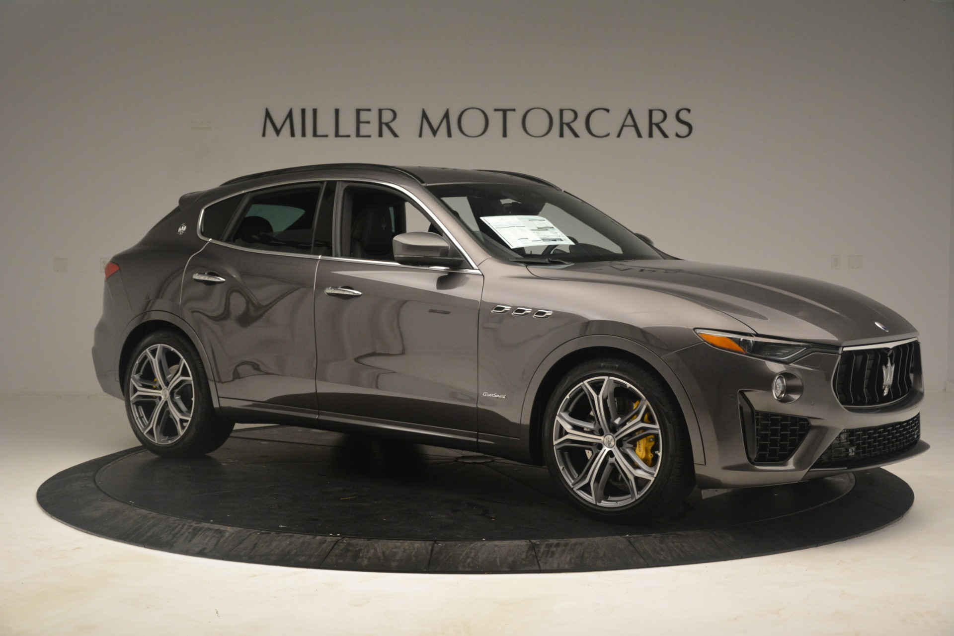 New 2019 Maserati Levante S Q4 GranSport For Sale In Westport, CT 3152_p10
