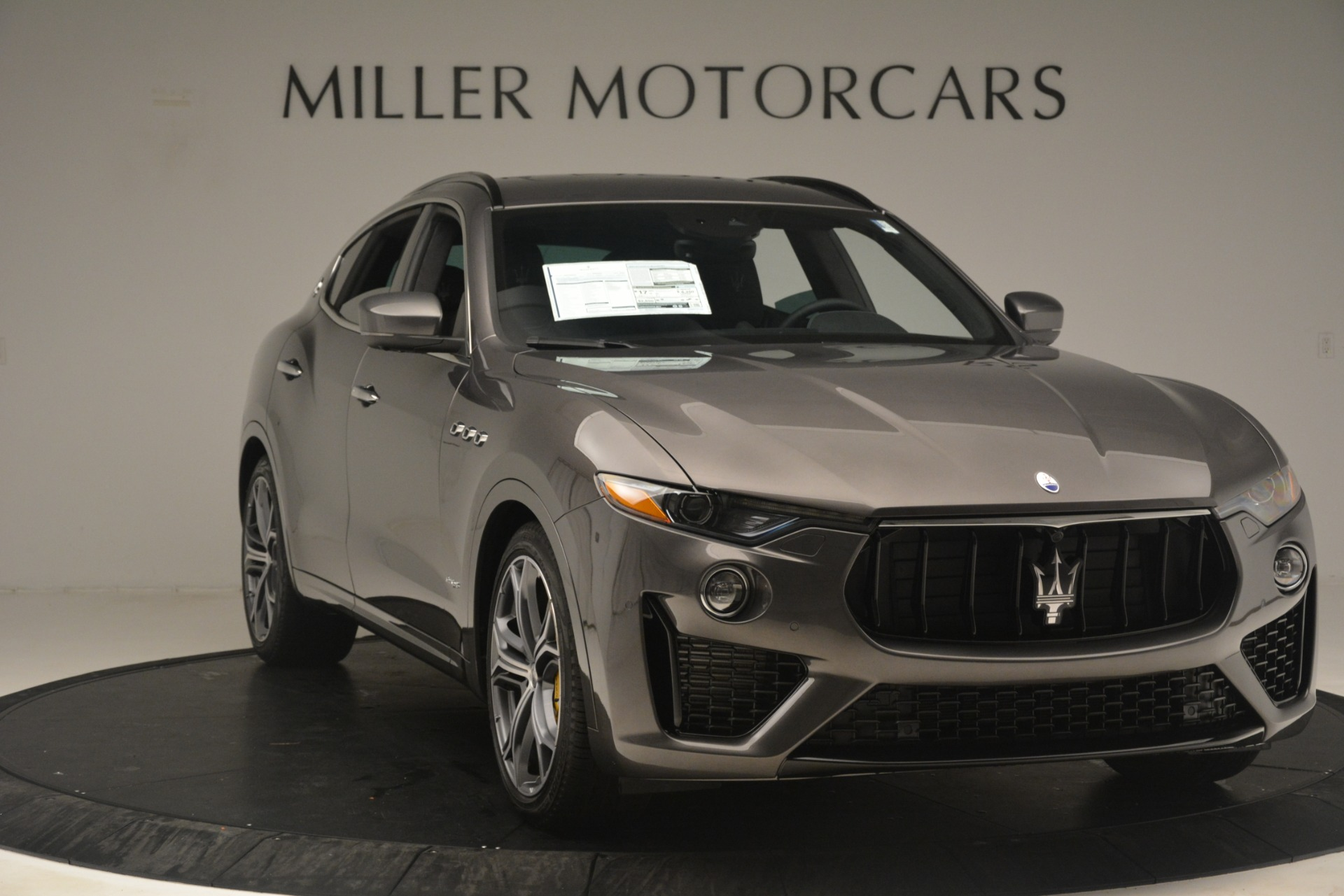 New 2019 Maserati Levante S Q4 GranSport For Sale In Westport, CT 3152_p11