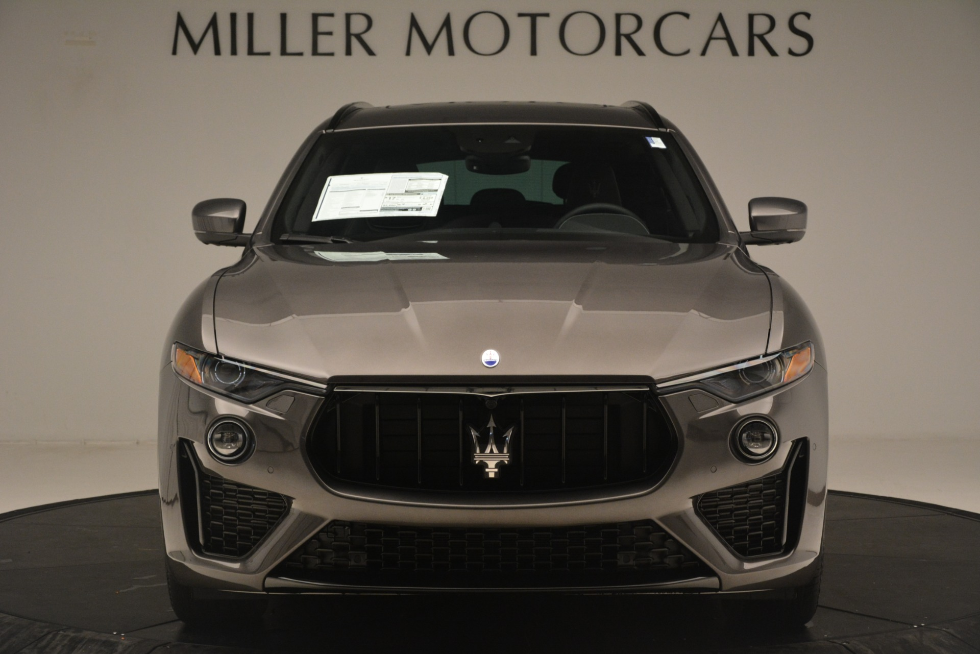 New 2019 Maserati Levante S Q4 GranSport For Sale In Westport, CT 3152_p12