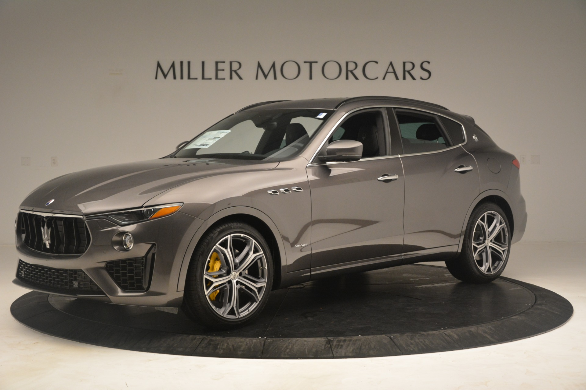 New 2019 Maserati Levante S Q4 GranSport For Sale In Westport, CT 3152_p2